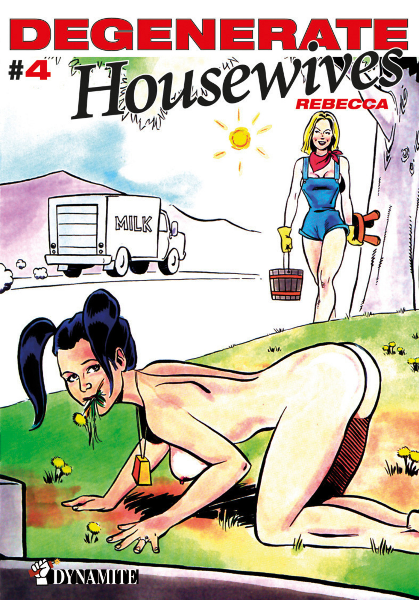 Degenerate Housewives - tome 4 (ebook)
