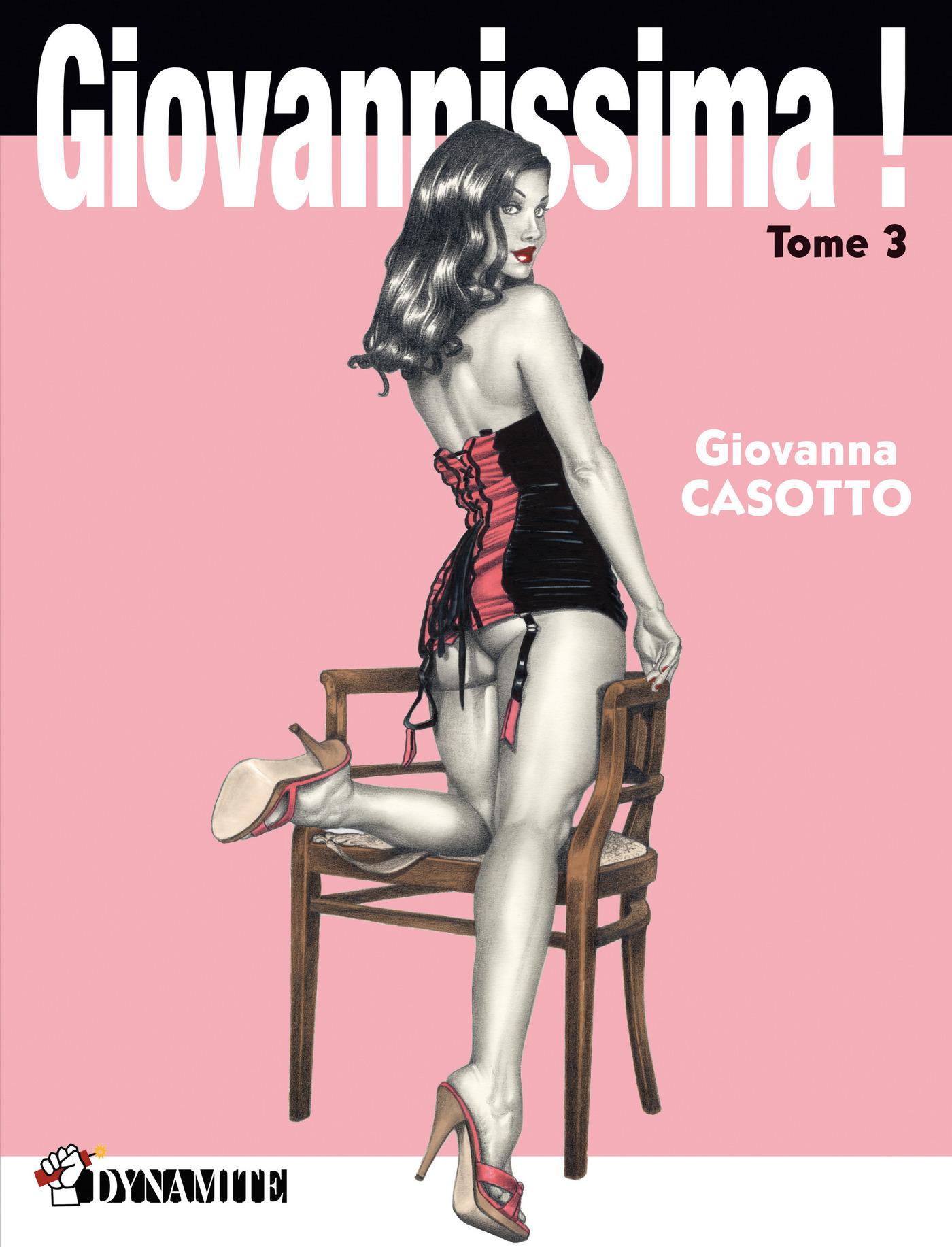 Giovannissima ! - tome 3