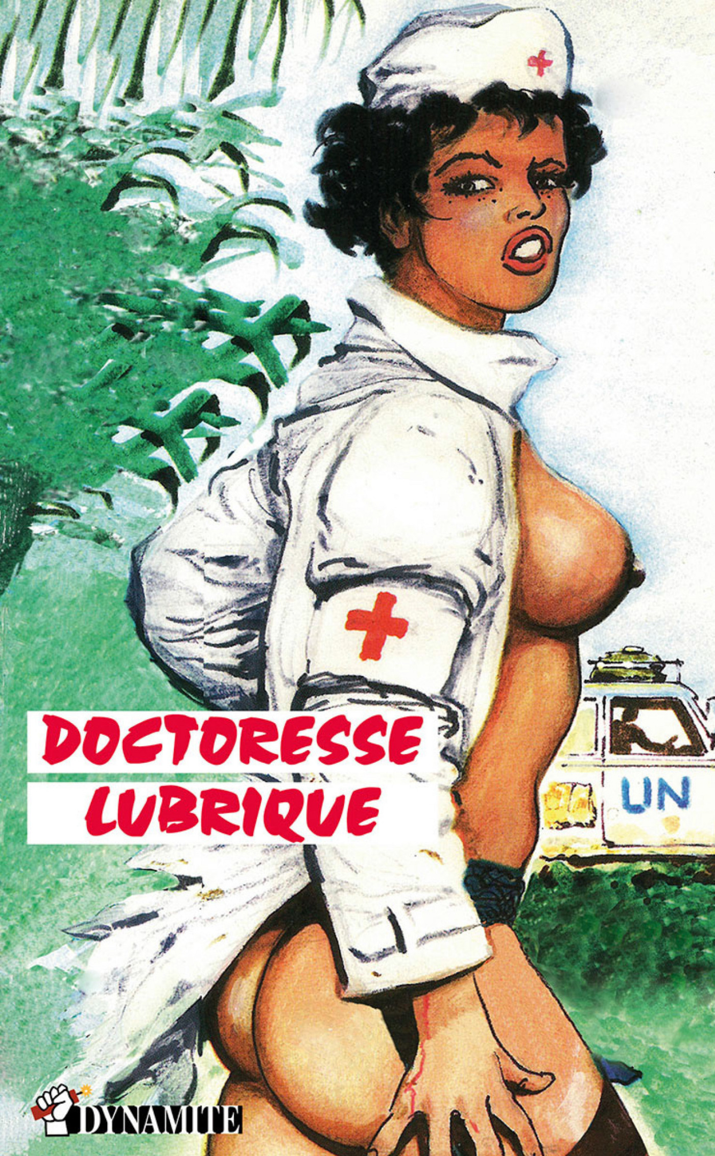Doctoresse lubrique (ebook)