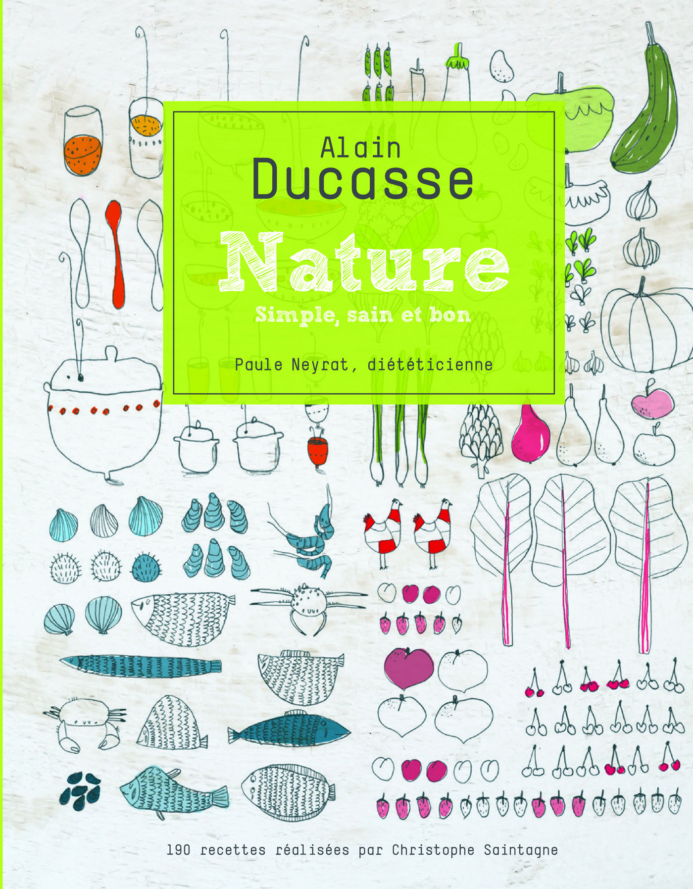 Nature - simple, sain et bon (ebook)