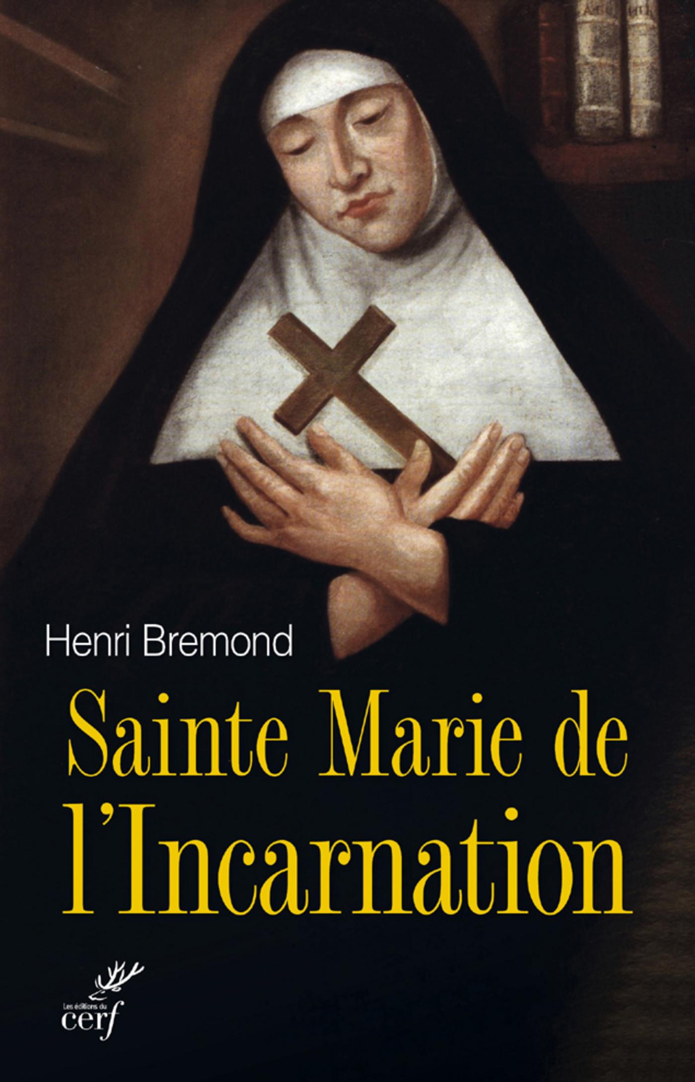 Sainte Marie de l'Incarnation