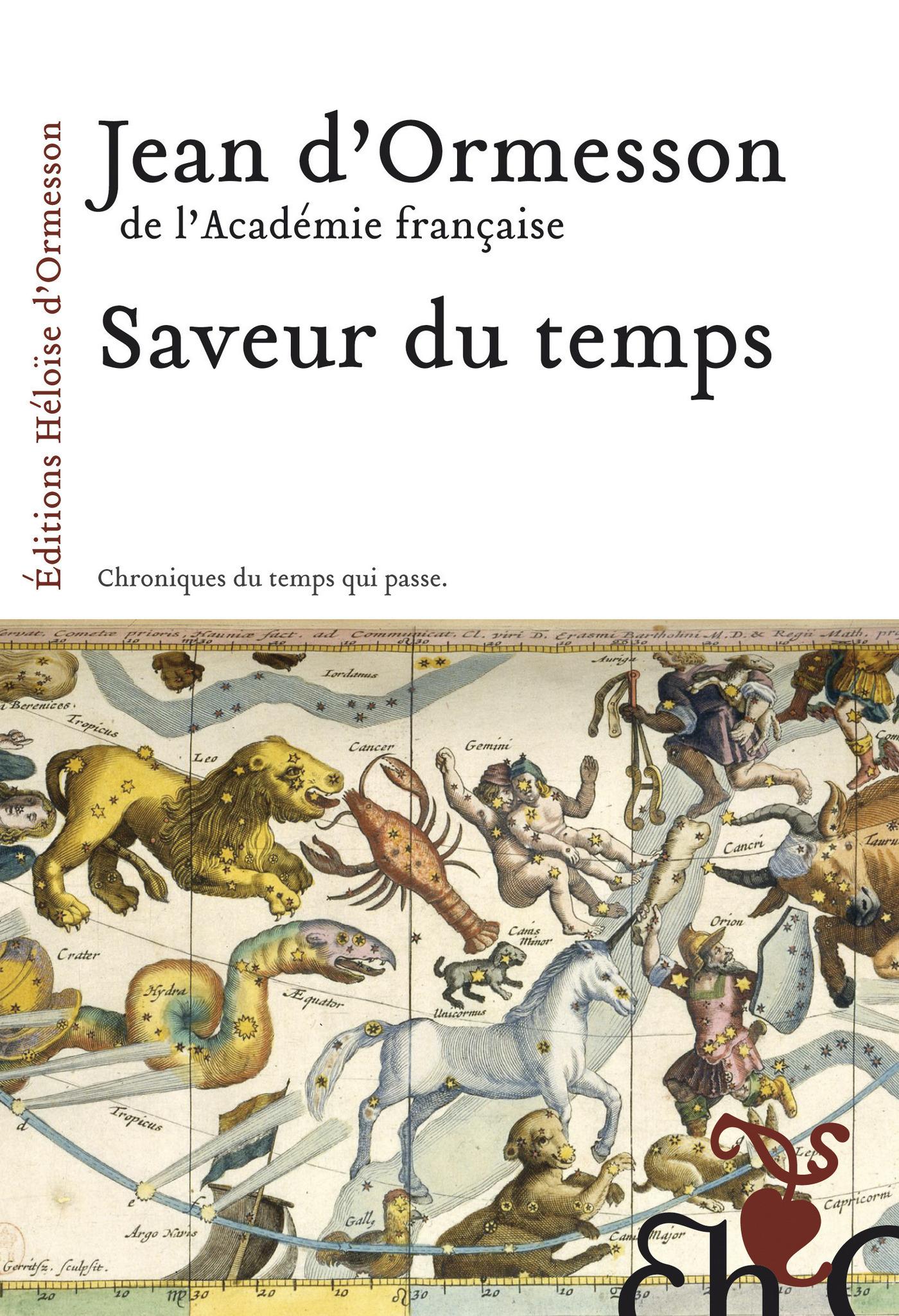 Saveur du temps (ebook)