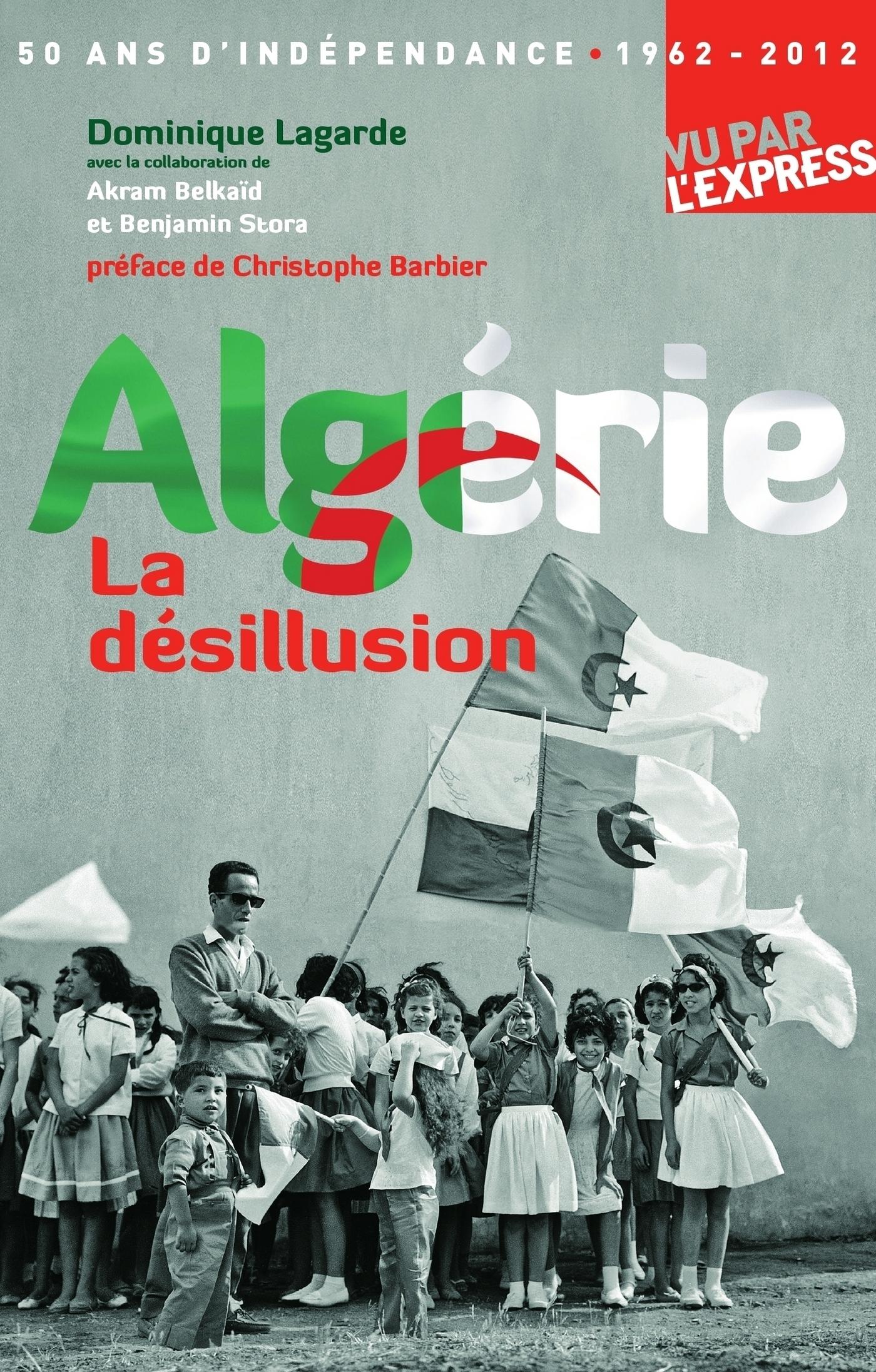 Algérie, la désillusion (ebook)