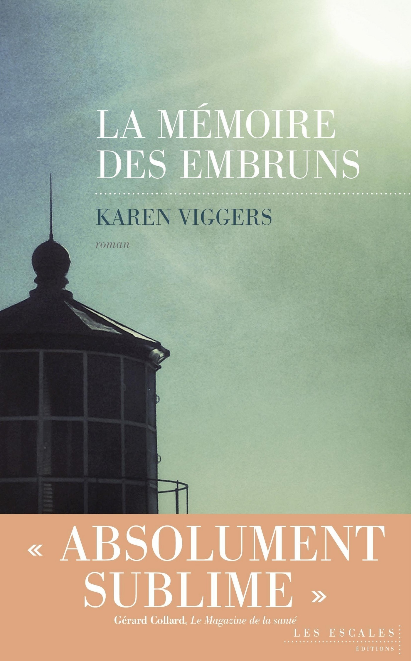 La Mémoire des embruns (ebook)