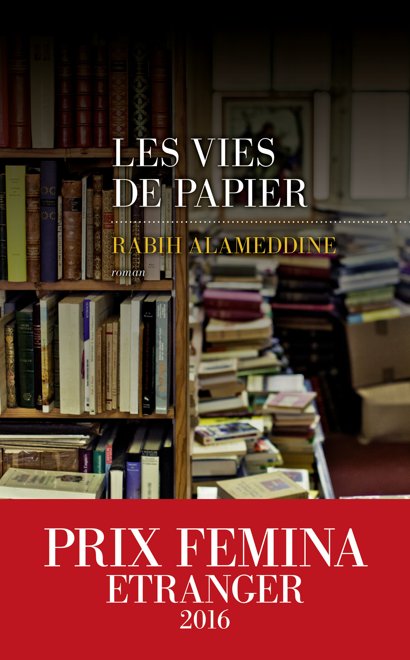 Les Vies de papier (ebook)