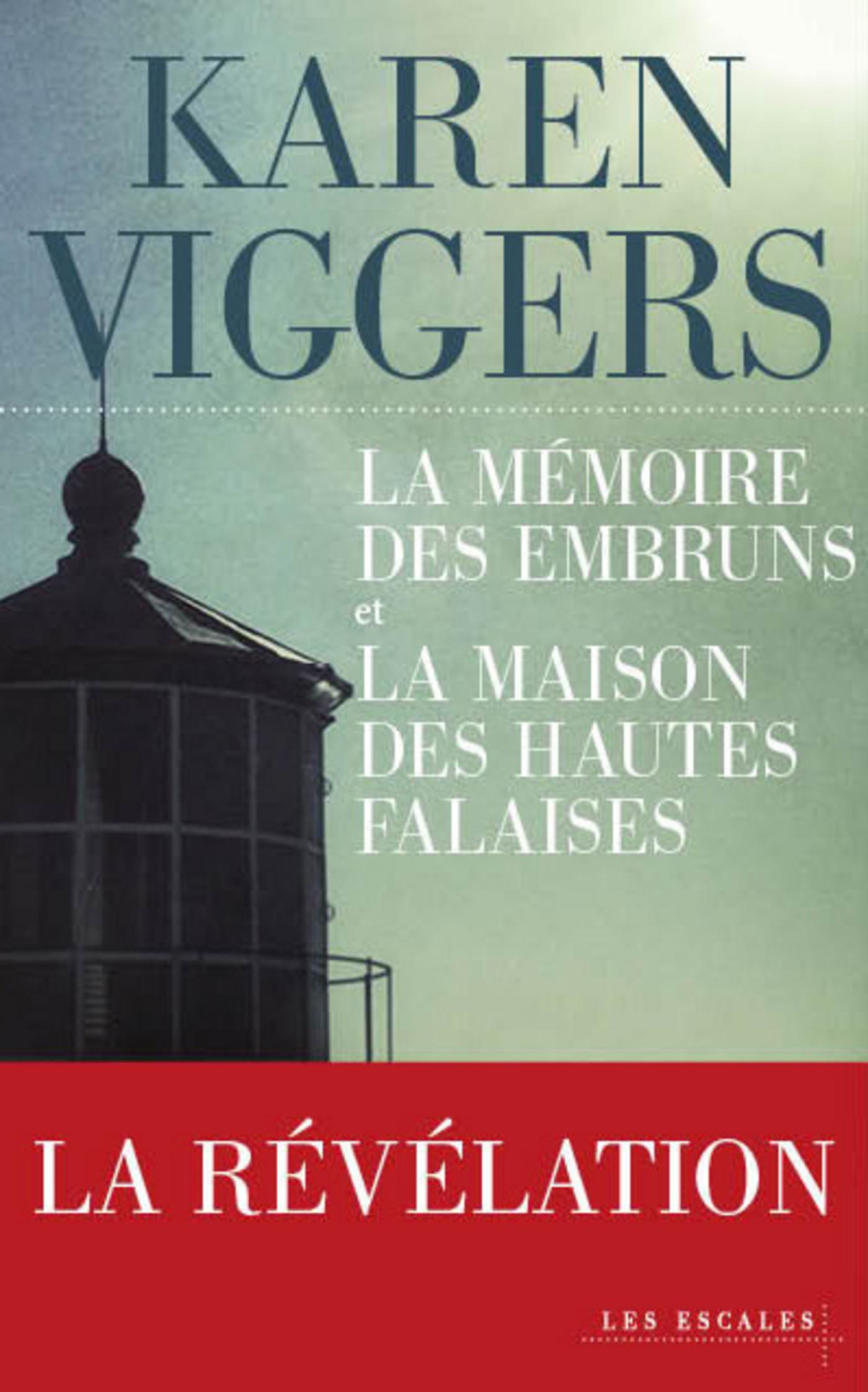 Offre duo - La mémoire des embruns et La Maison des hautes falaises (ebook)
