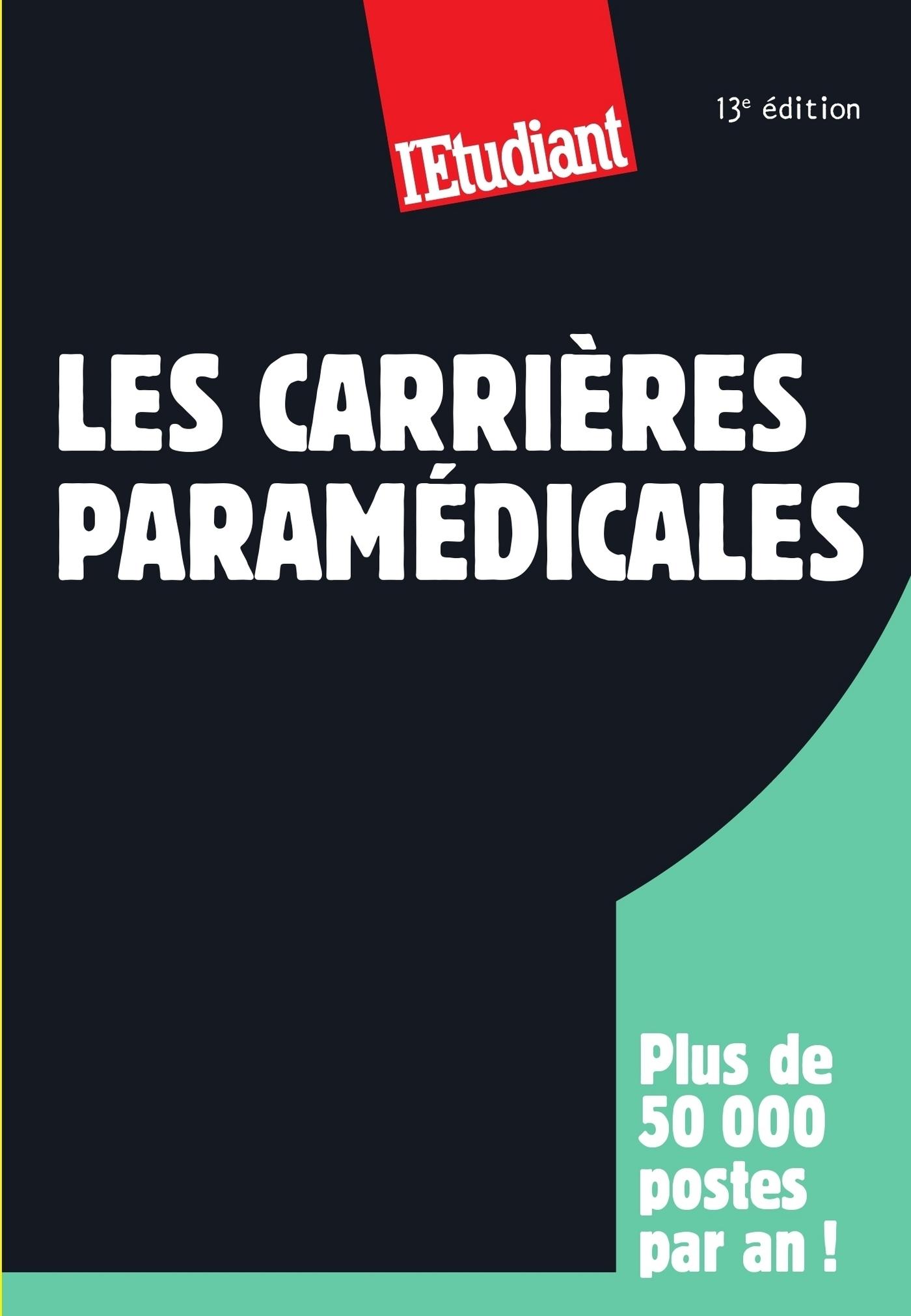 Les carrières paramédicales (ebook)