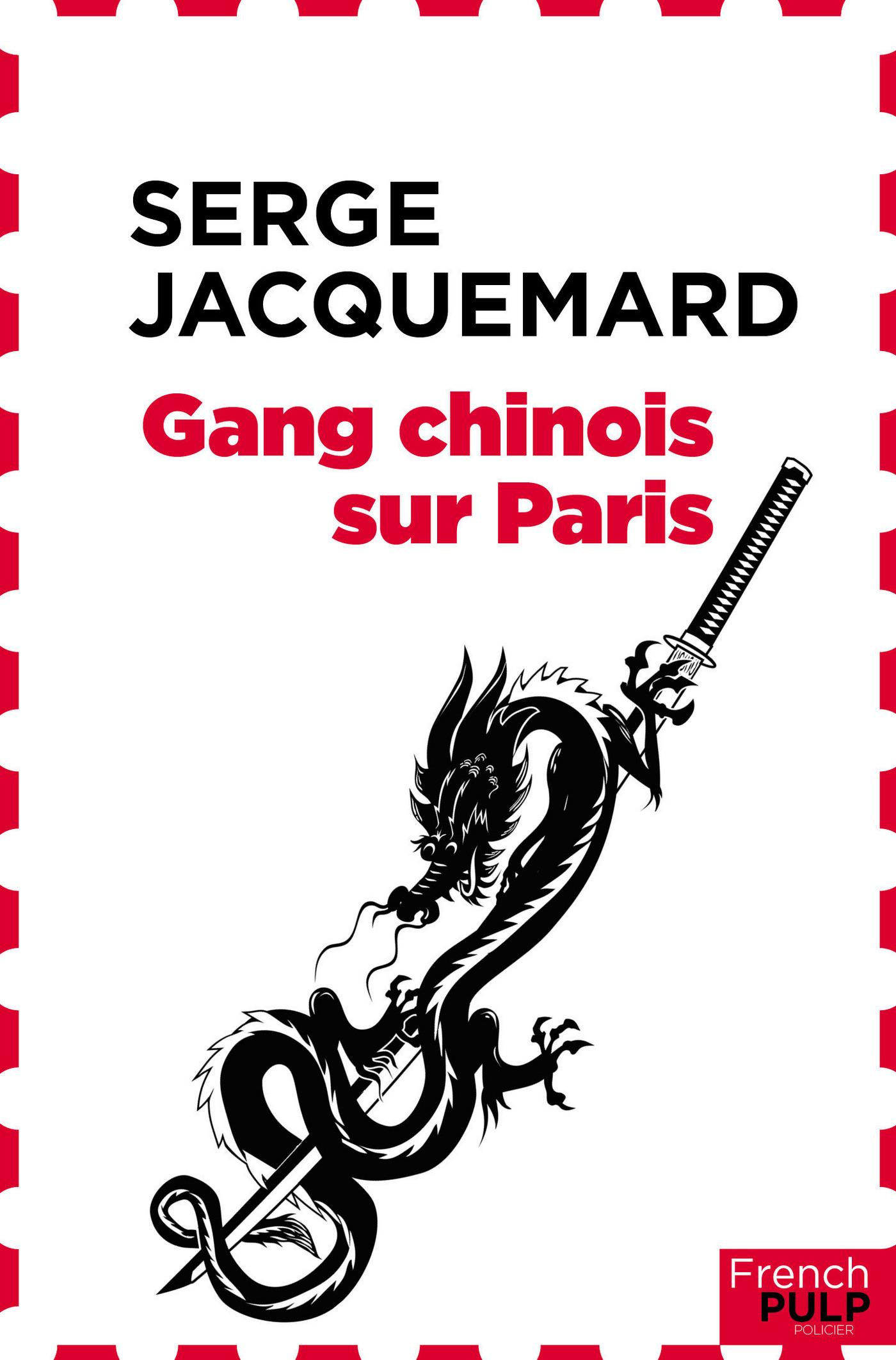 Gang chinois sur Paris