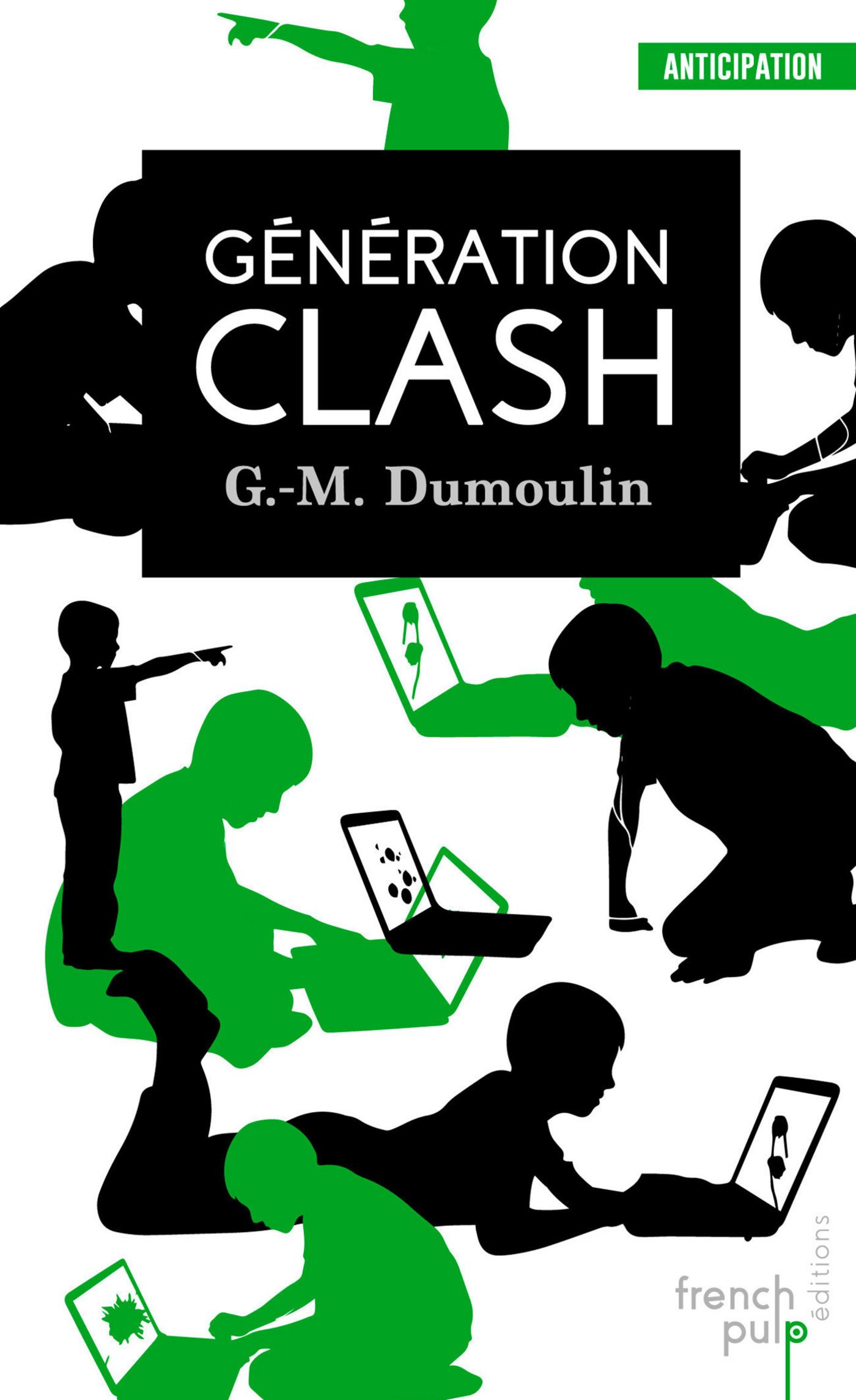 Génération Clash - Trilogie Chris le Prez tome 1