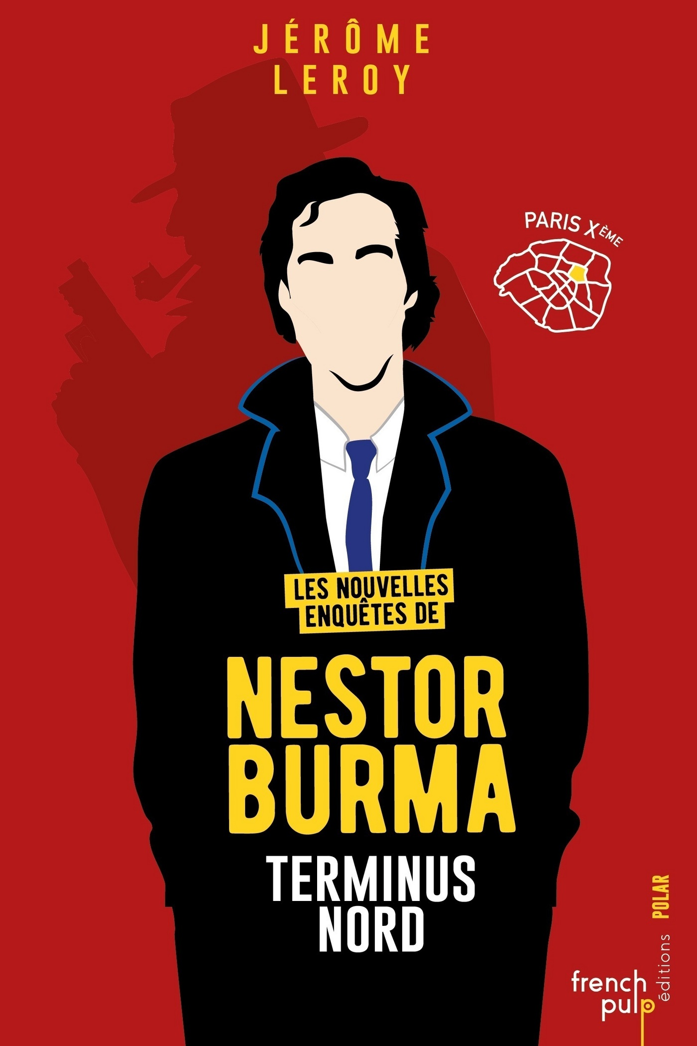 Les nouvelles enqu?tes de Nestor Burma - Terminus Nord