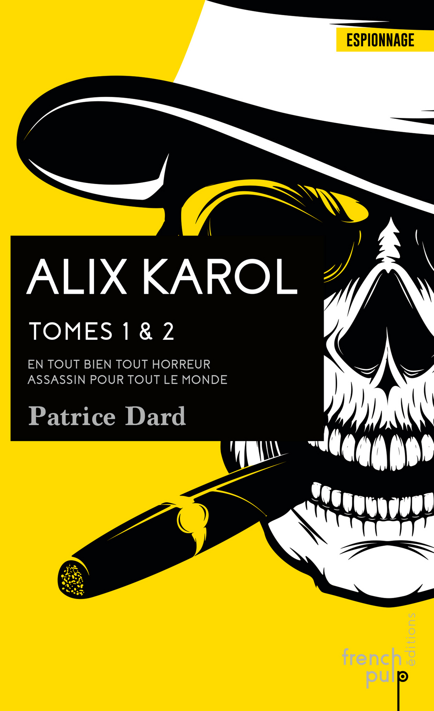 Alix Karol - tomes 1-2