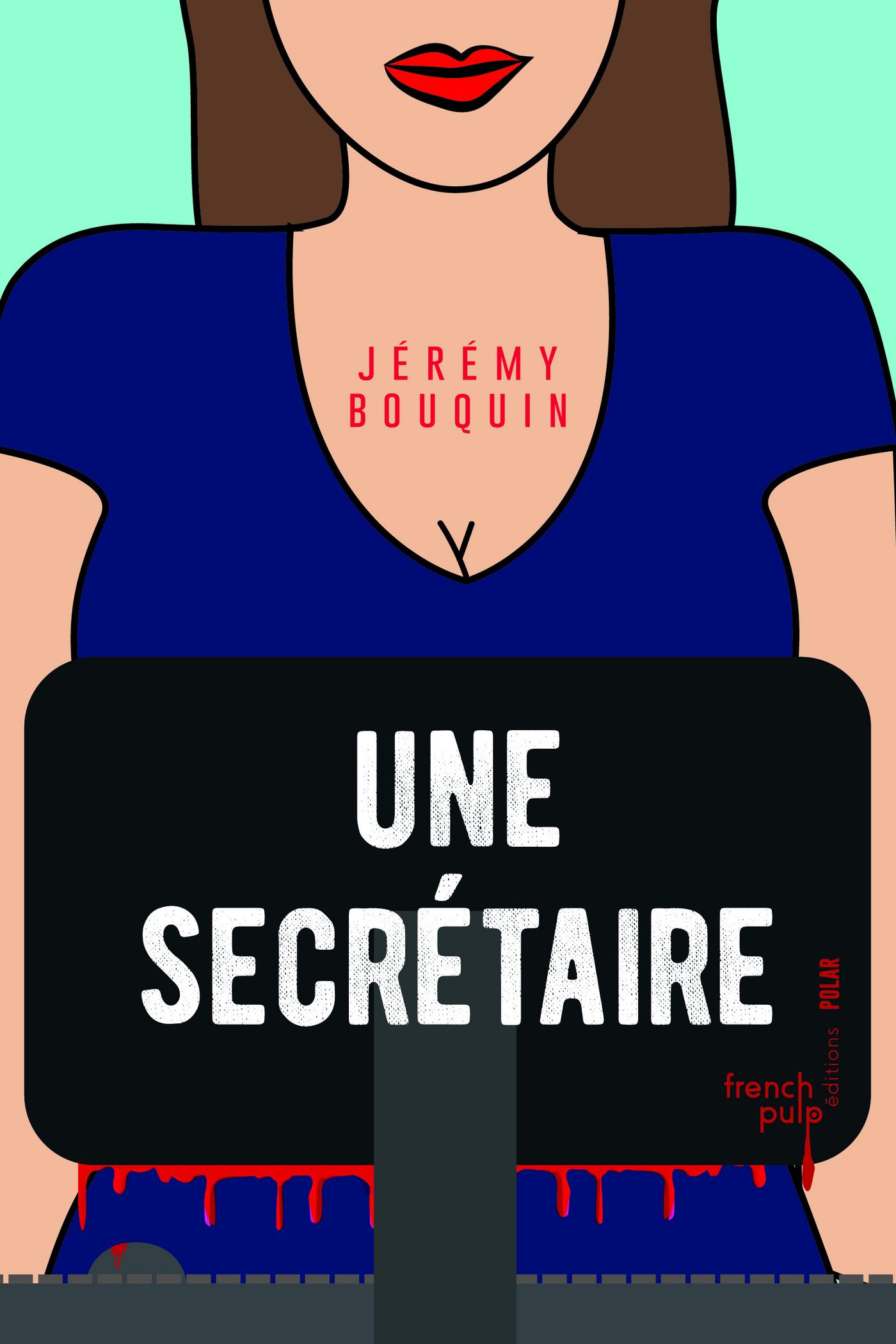 Une secrétaire -