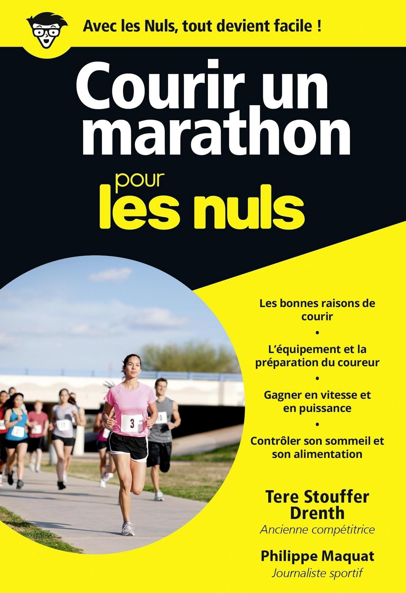 Courir un marathon pour les Nuls poche (ebook)