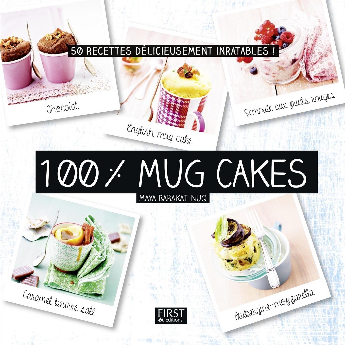 100% Mug cakes (ebook)