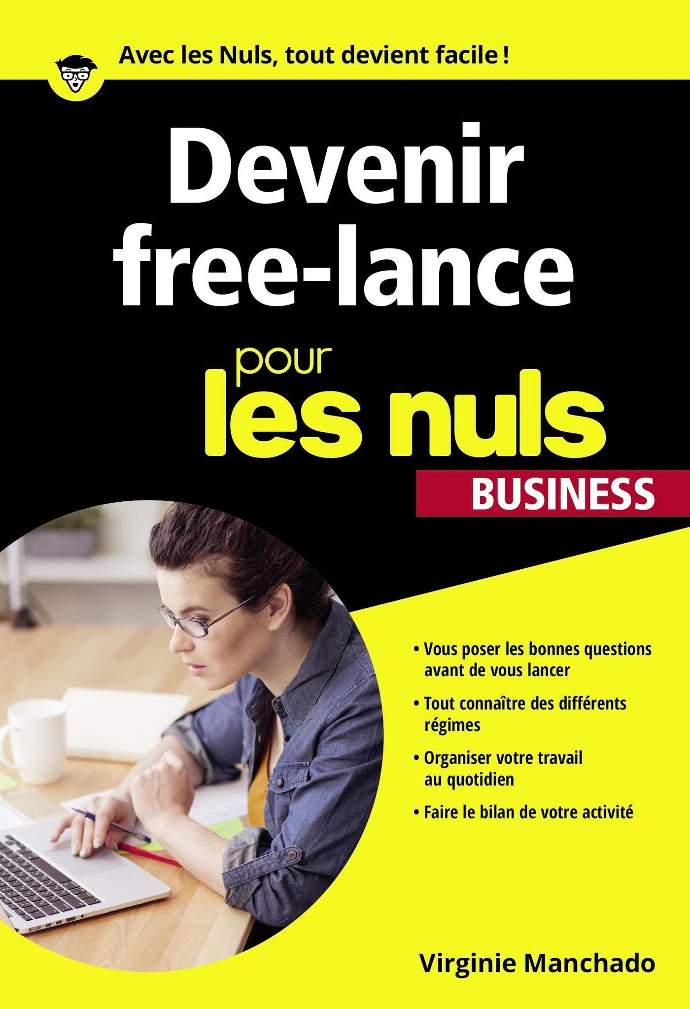 Devenir Free-lance Pour les Nuls Poche Business