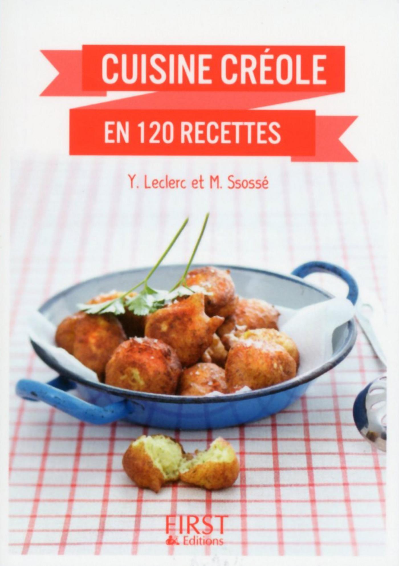 Cuisine créole en 120 recettes (ebook)