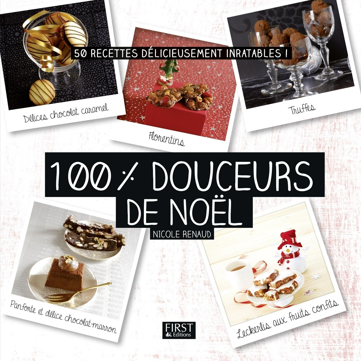 100 % douceurs de Noël (ebook)