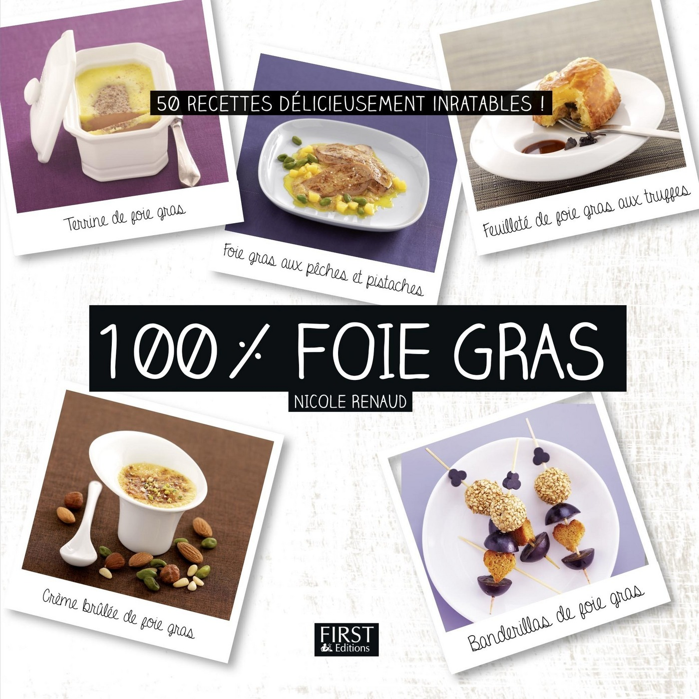 100 % foie gras (ebook)