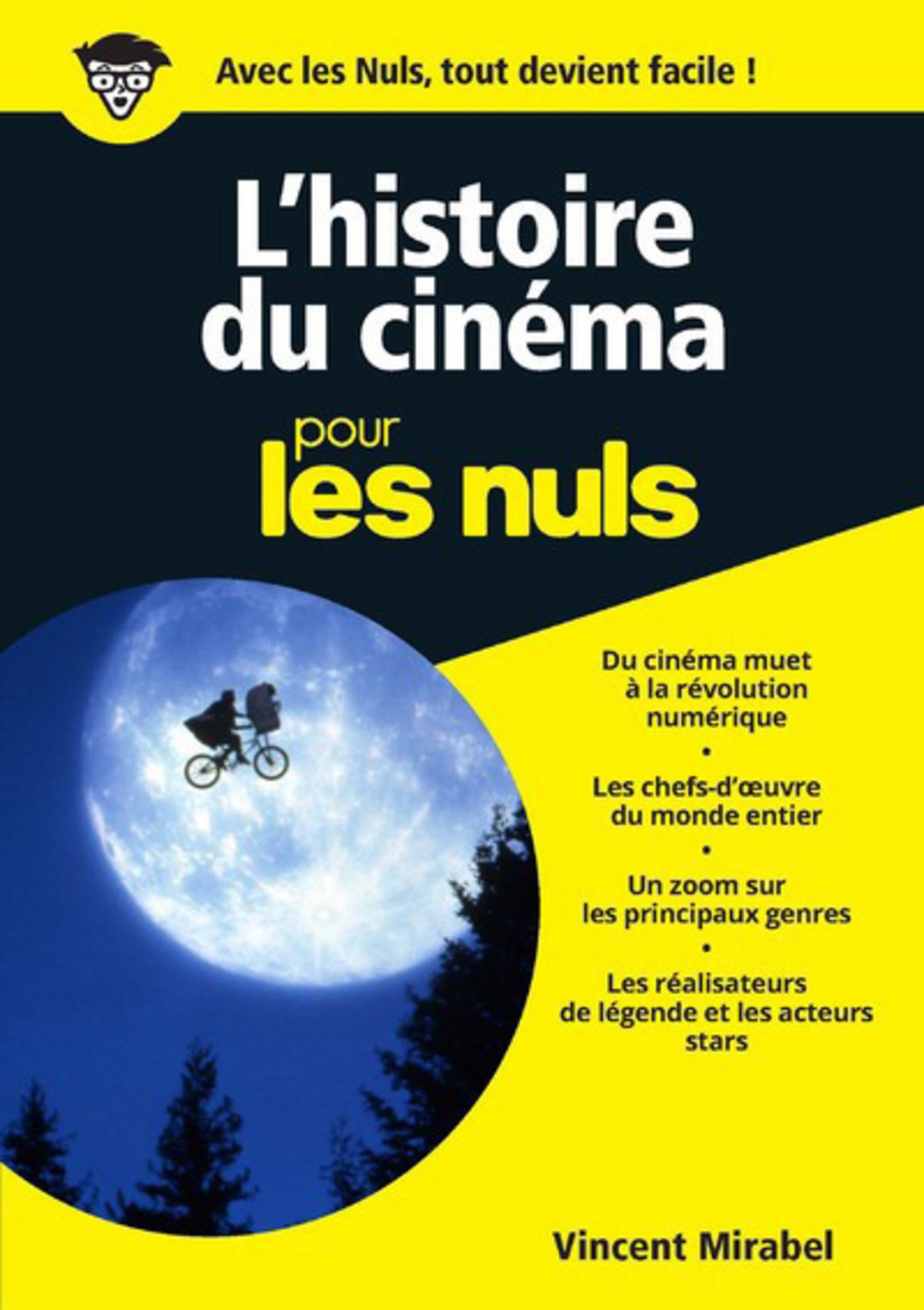 L'Histoire du cinéma illustrée pour les Nuls, nelle édition