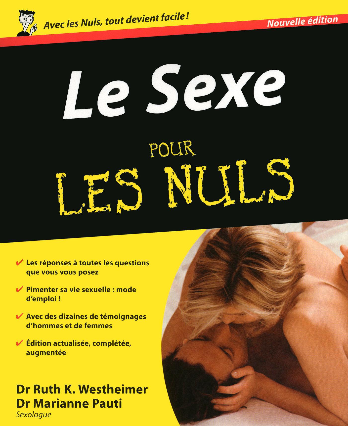Le Sexe Pour les Nuls (ebook)