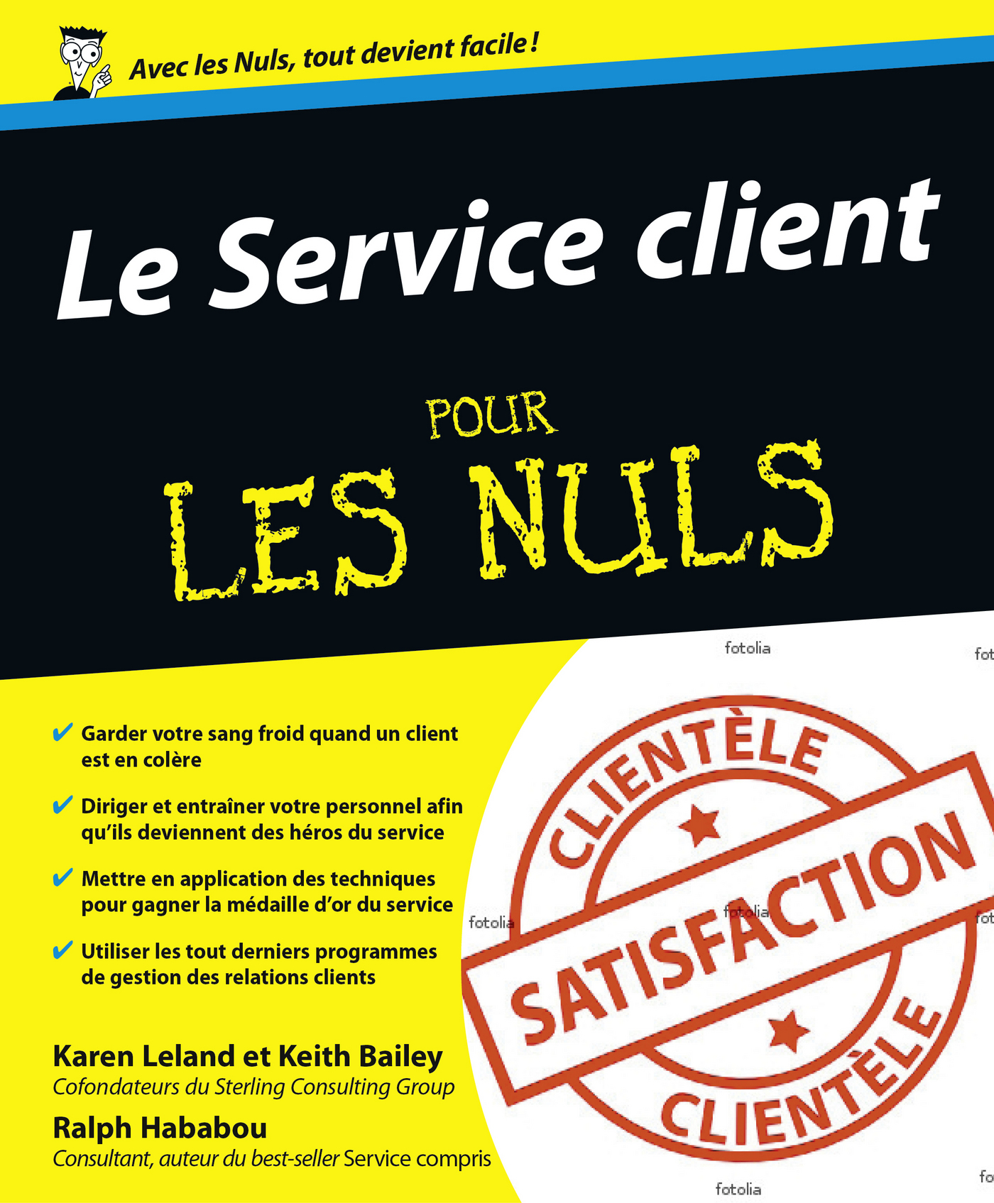 Le Service client Pour les Nuls (ebook)
