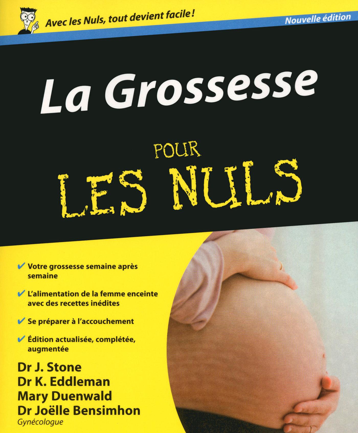 La Grossesse Pour les Nuls (ebook)