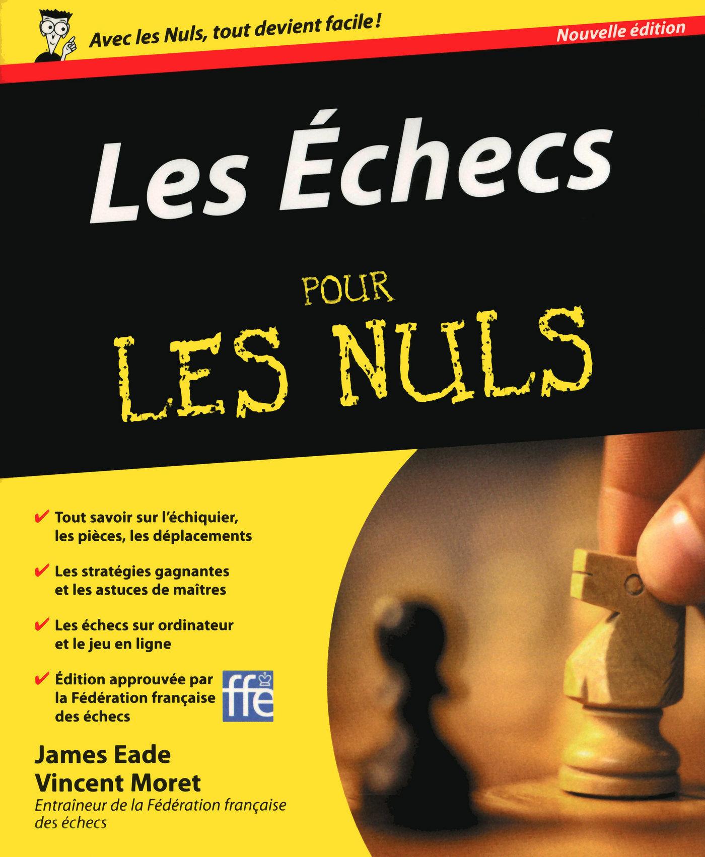 Les Echecs Pour les Nuls (ebook)