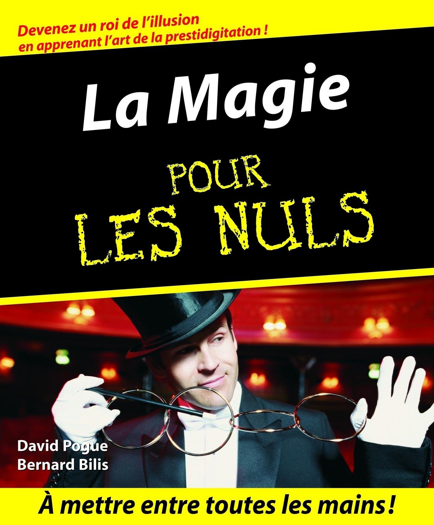 La Magie Pour les Nuls (ebook)