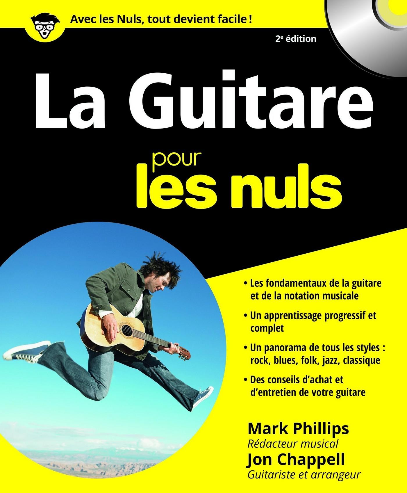 La Guitare Pour les Nuls (ebook)