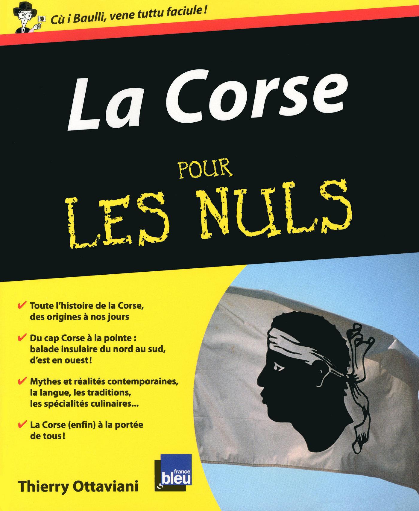 La Corse Pour les Nuls (ebook)