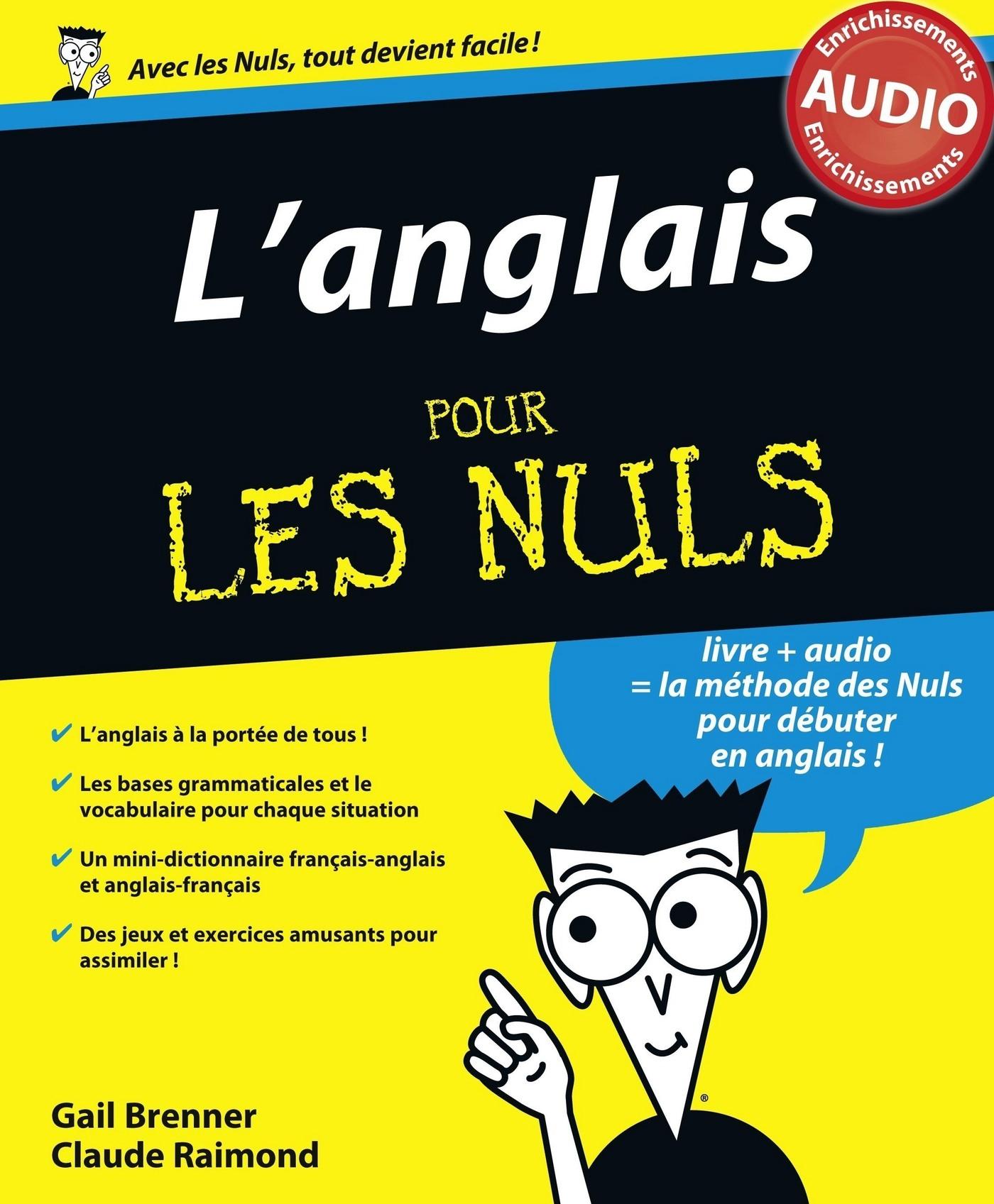L'Anglais Pour les Nuls (ebook)