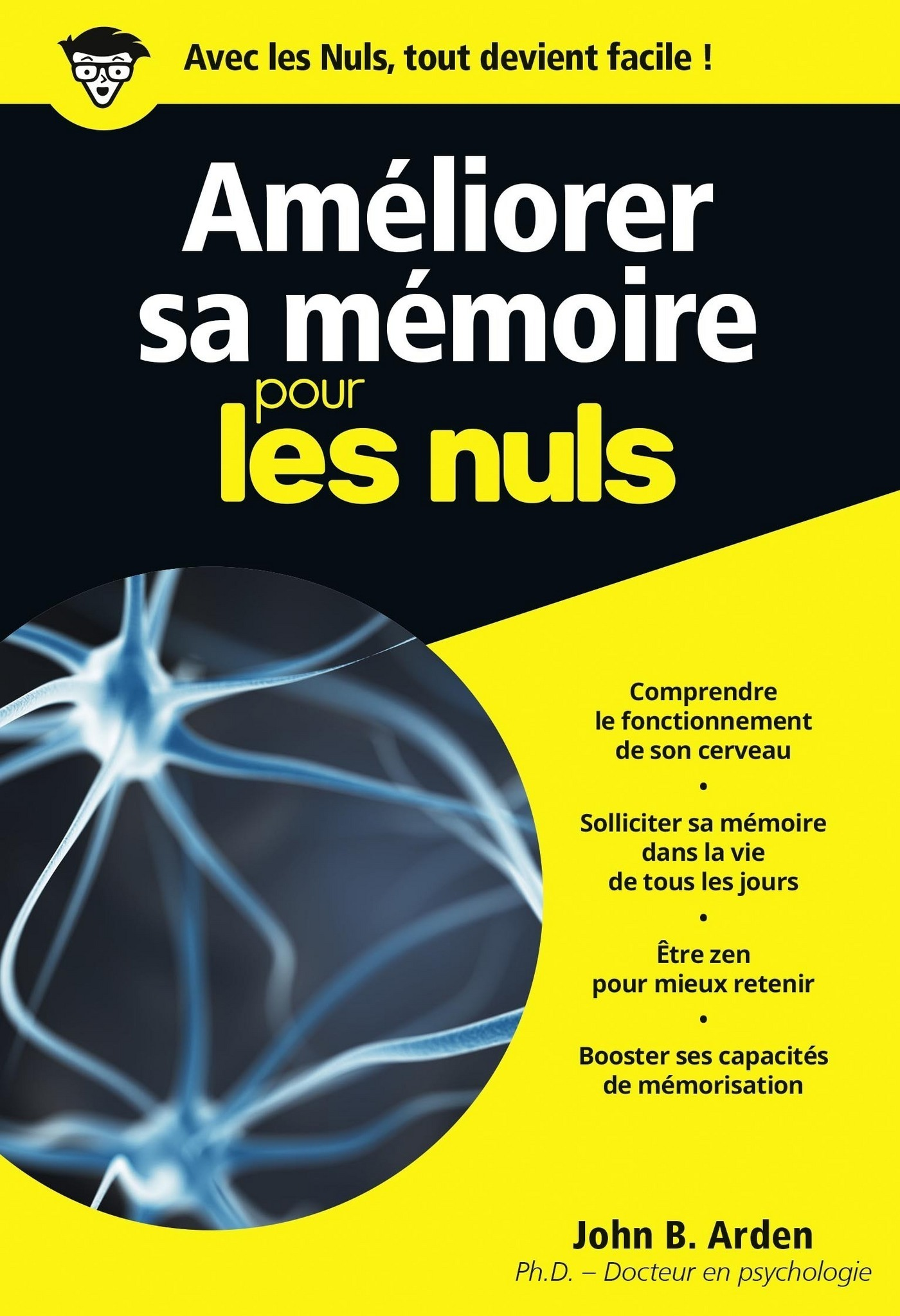 Améliorer sa mémoire Pour les Nuls (ebook)