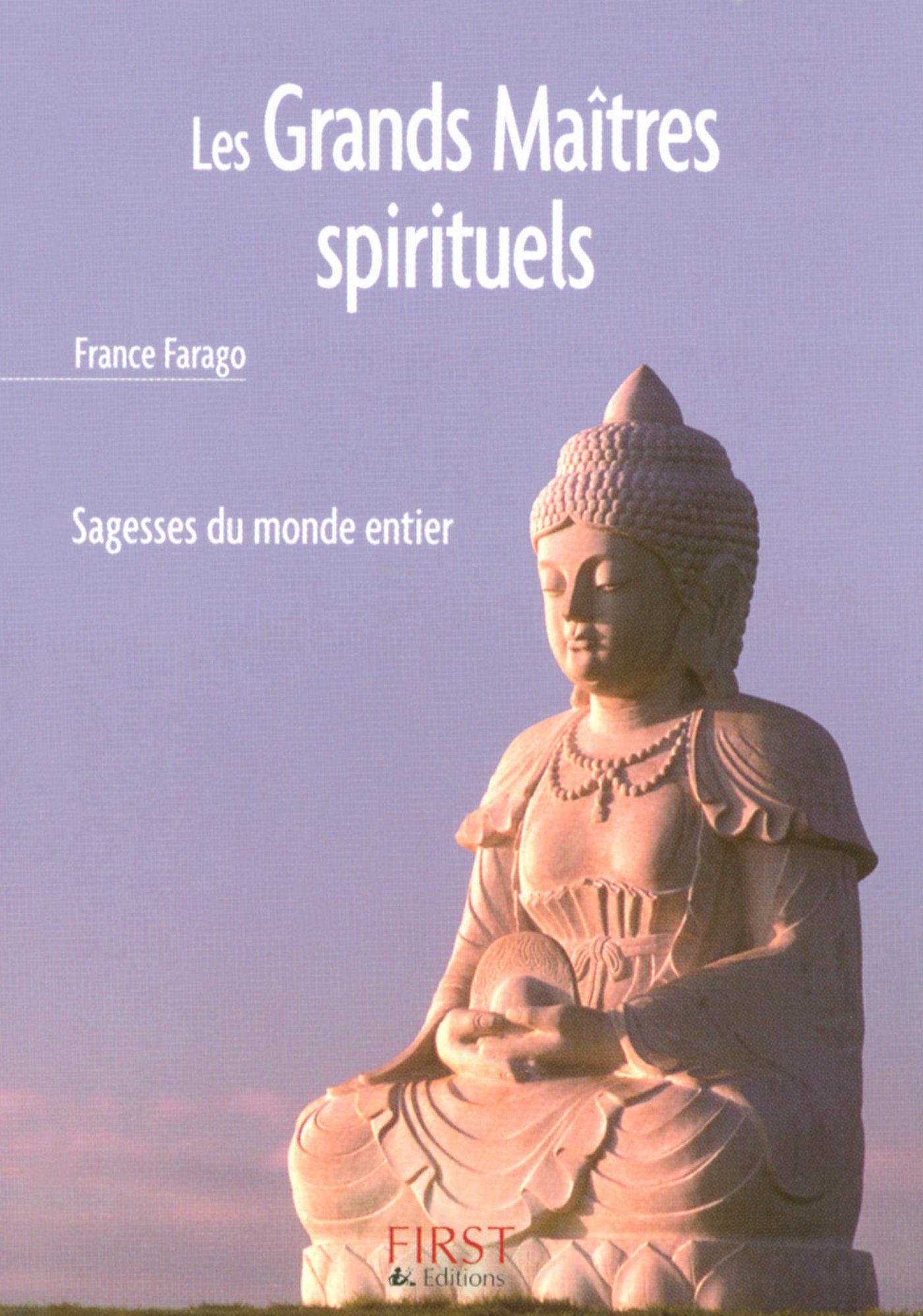Le Petit Livre de - Les grands maîtres spirituels (ebook)