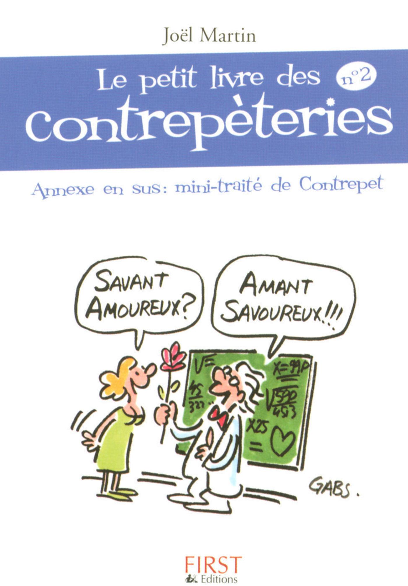 Le Petit Livre de - Contrepèteries N.2 (ebook)