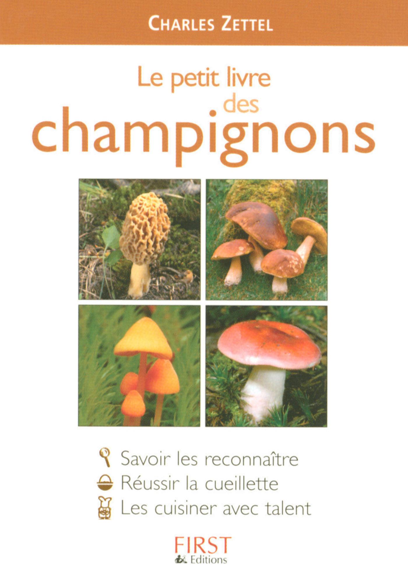 Le Petit Livre de - Champignons (ebook)