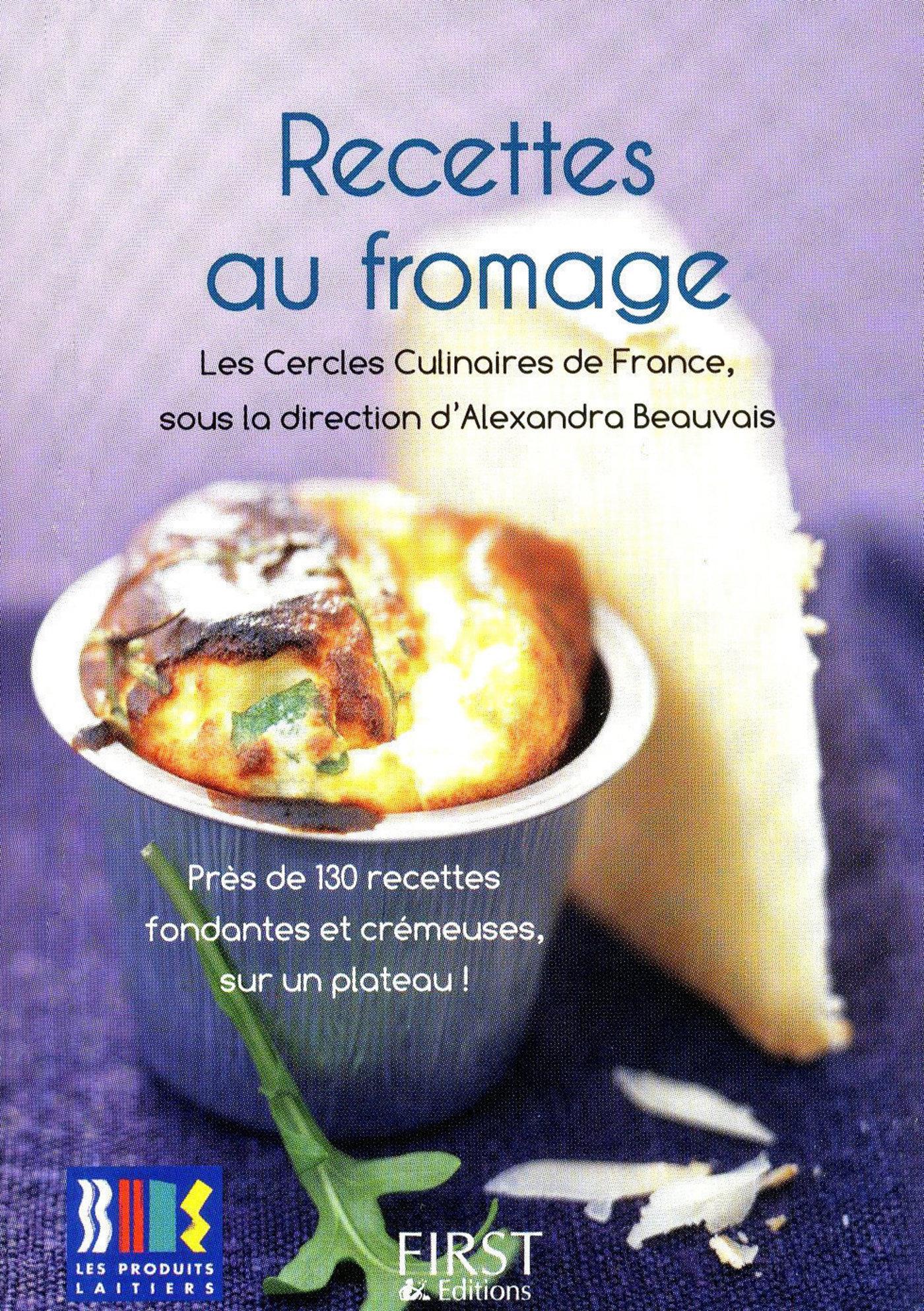 Le Petit Livre de - Recettes au fromage (ebook)
