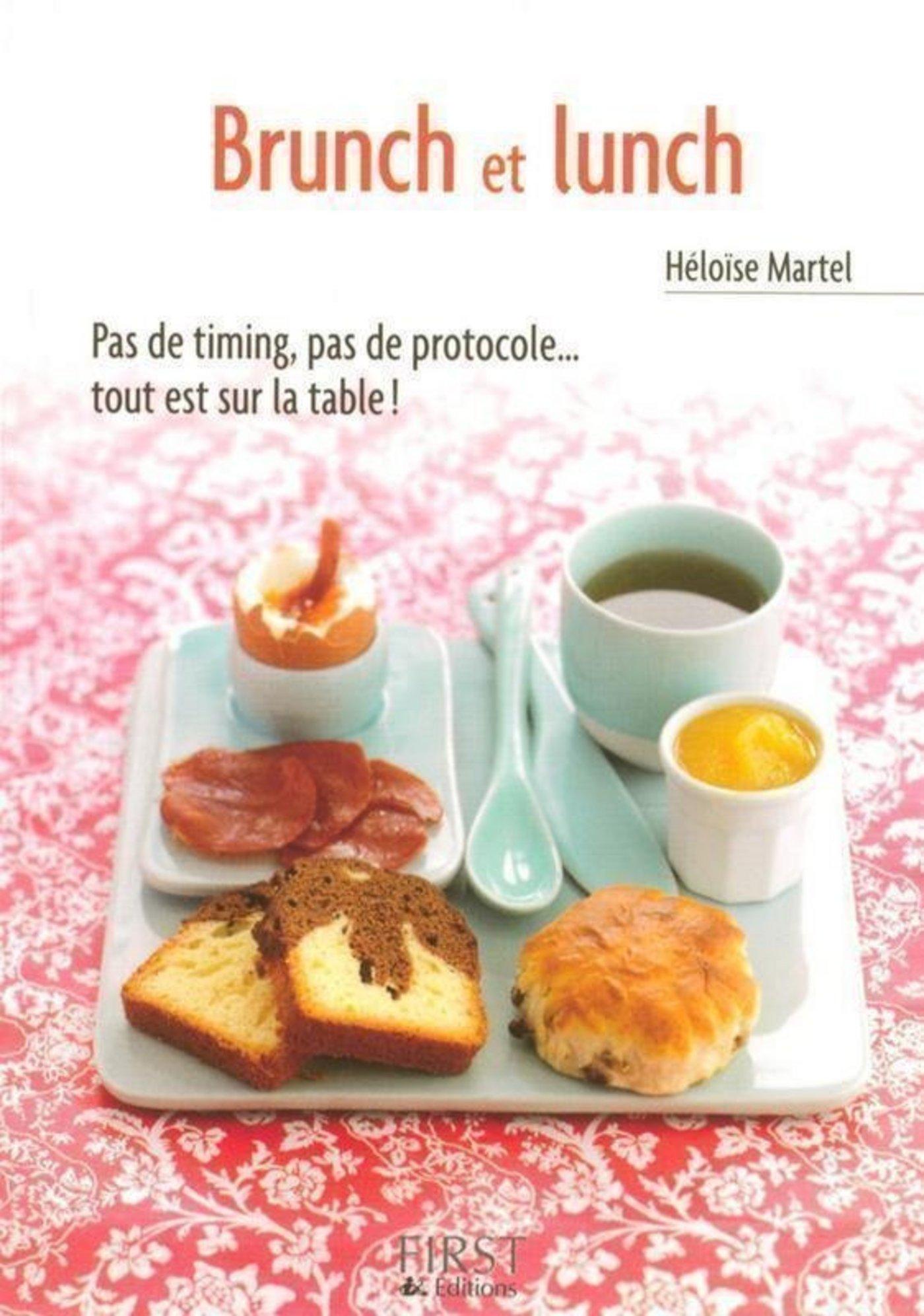 Le Petit Livre de - Brunch et lunch (ebook)