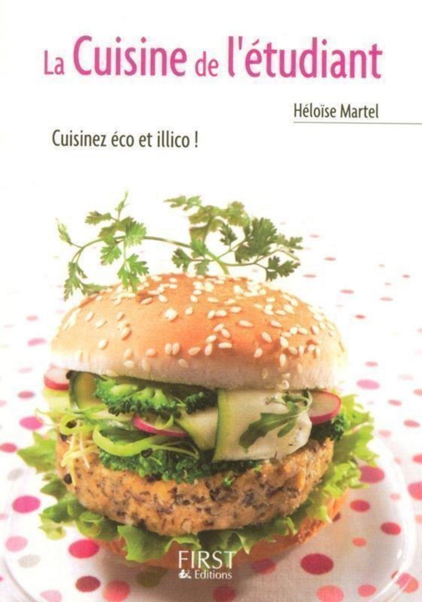 Le Petit Livre de - Cuisine de l'étudiant (ebook)