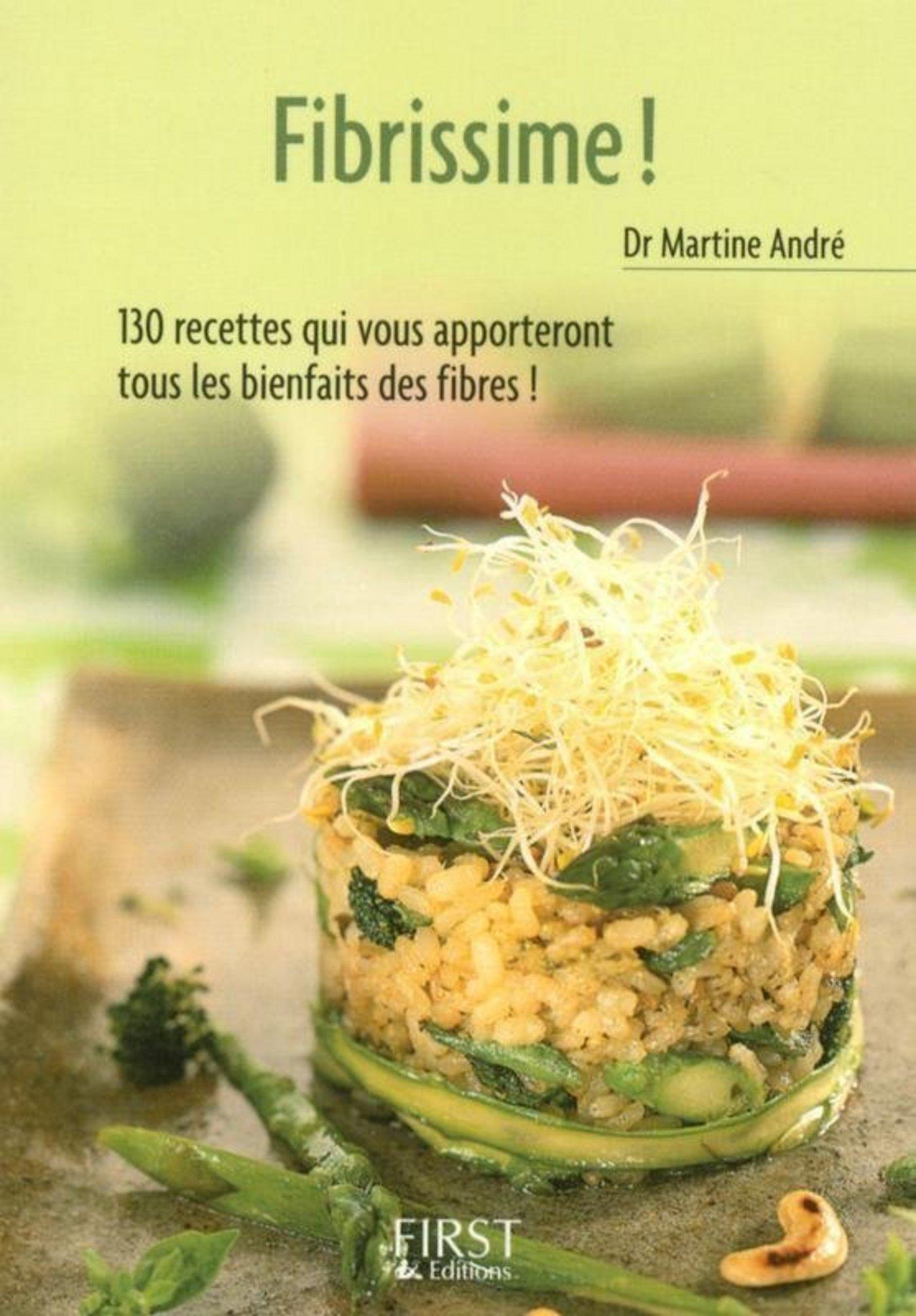 Vignette du livre Le Petit Livre de - Fibrissime - Martine André