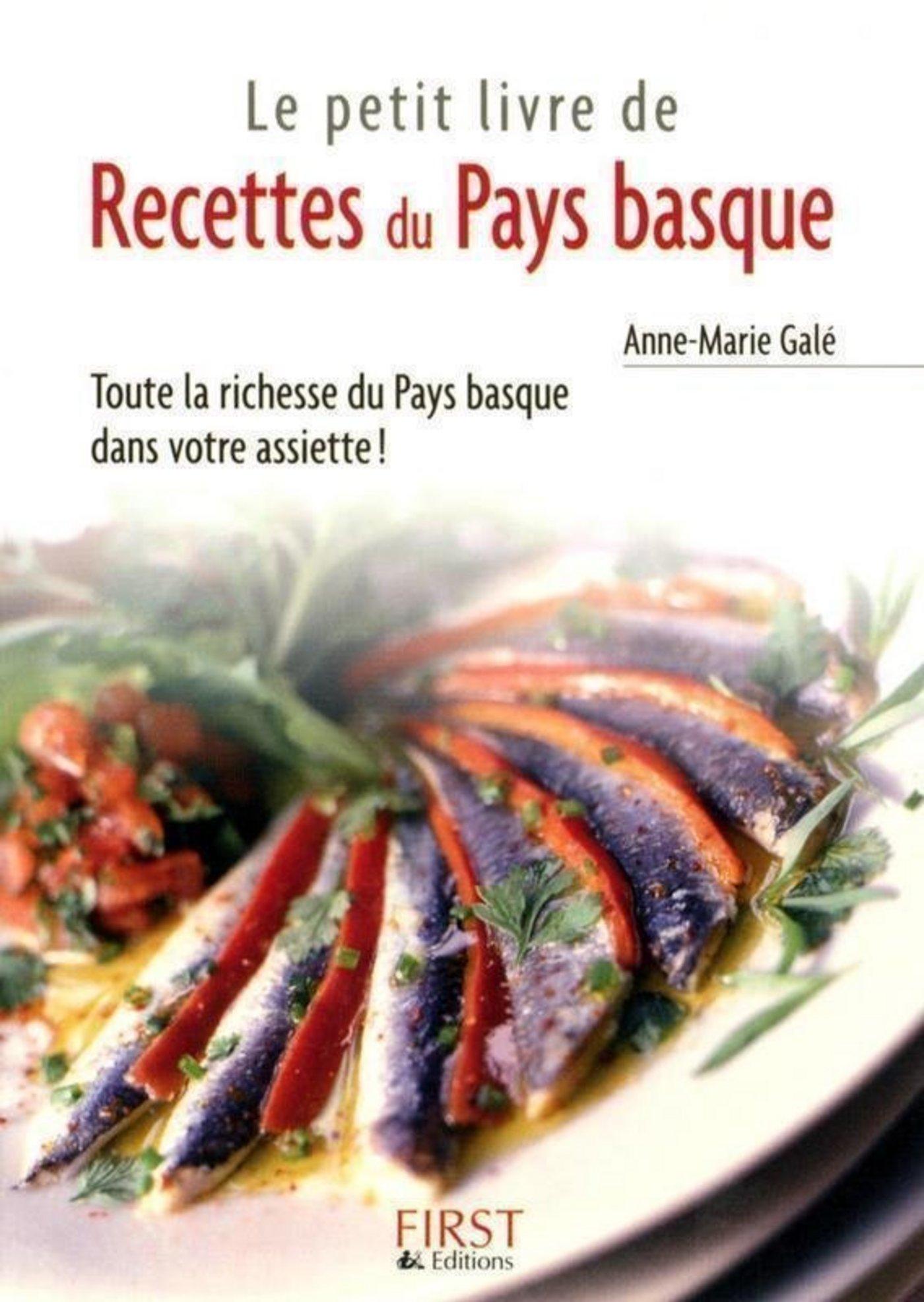 Le Petit Livre de - Recettes du Pays Basque (ebook)