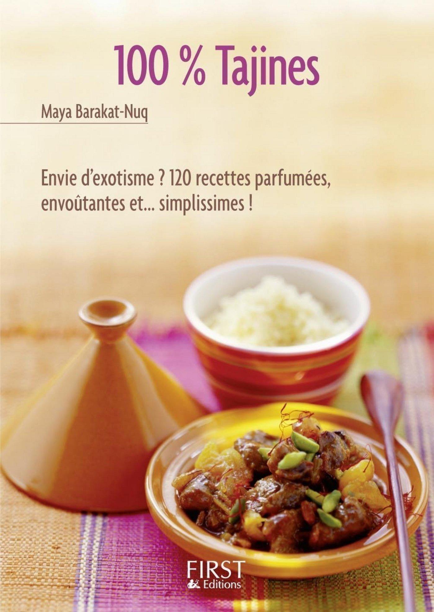 Le Petit Livre de - Tajines (ebook)