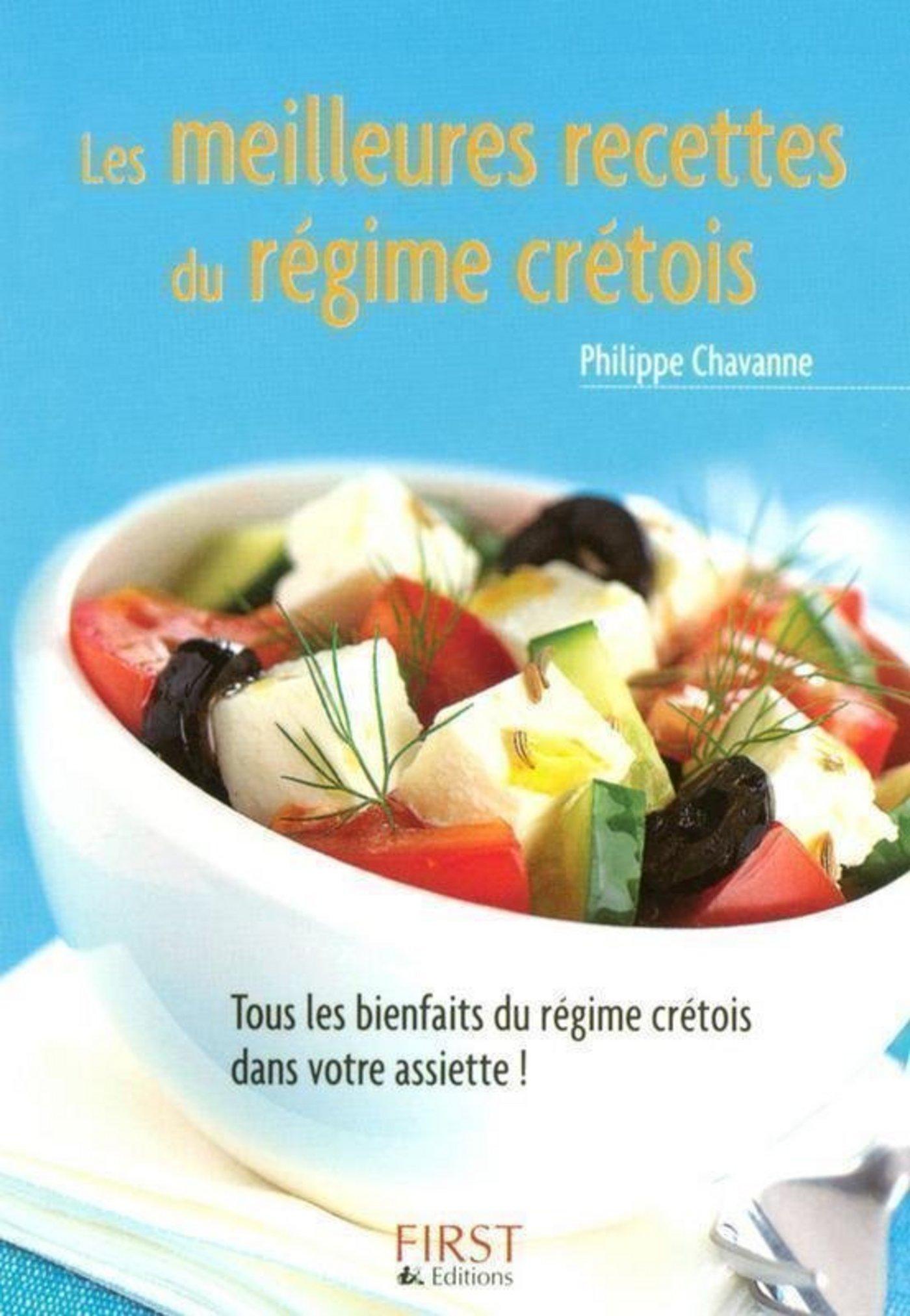 Le Petit Livre de - Meilleures recettes du régime crétois