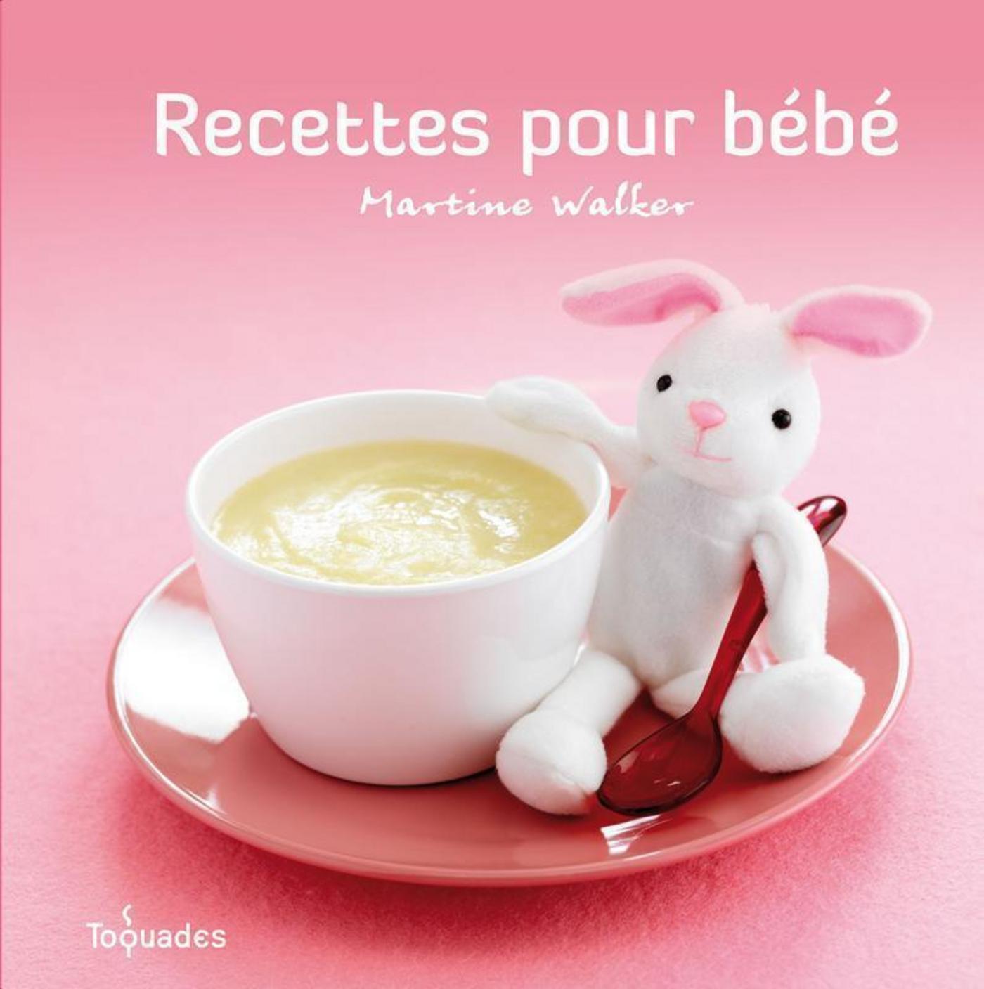 Recettes pour bébé (ebook)