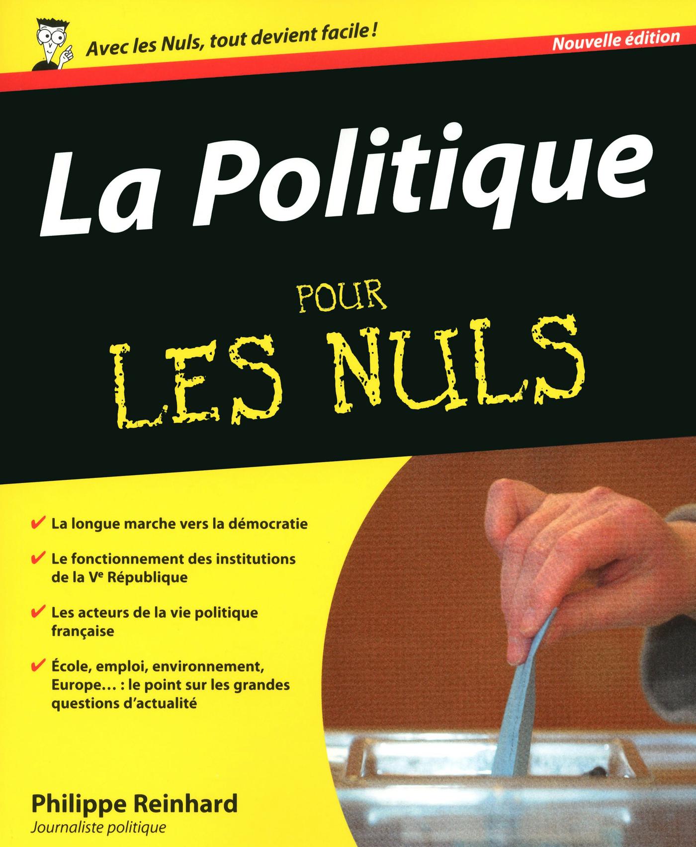 La Politique Pour les Nuls (ebook)