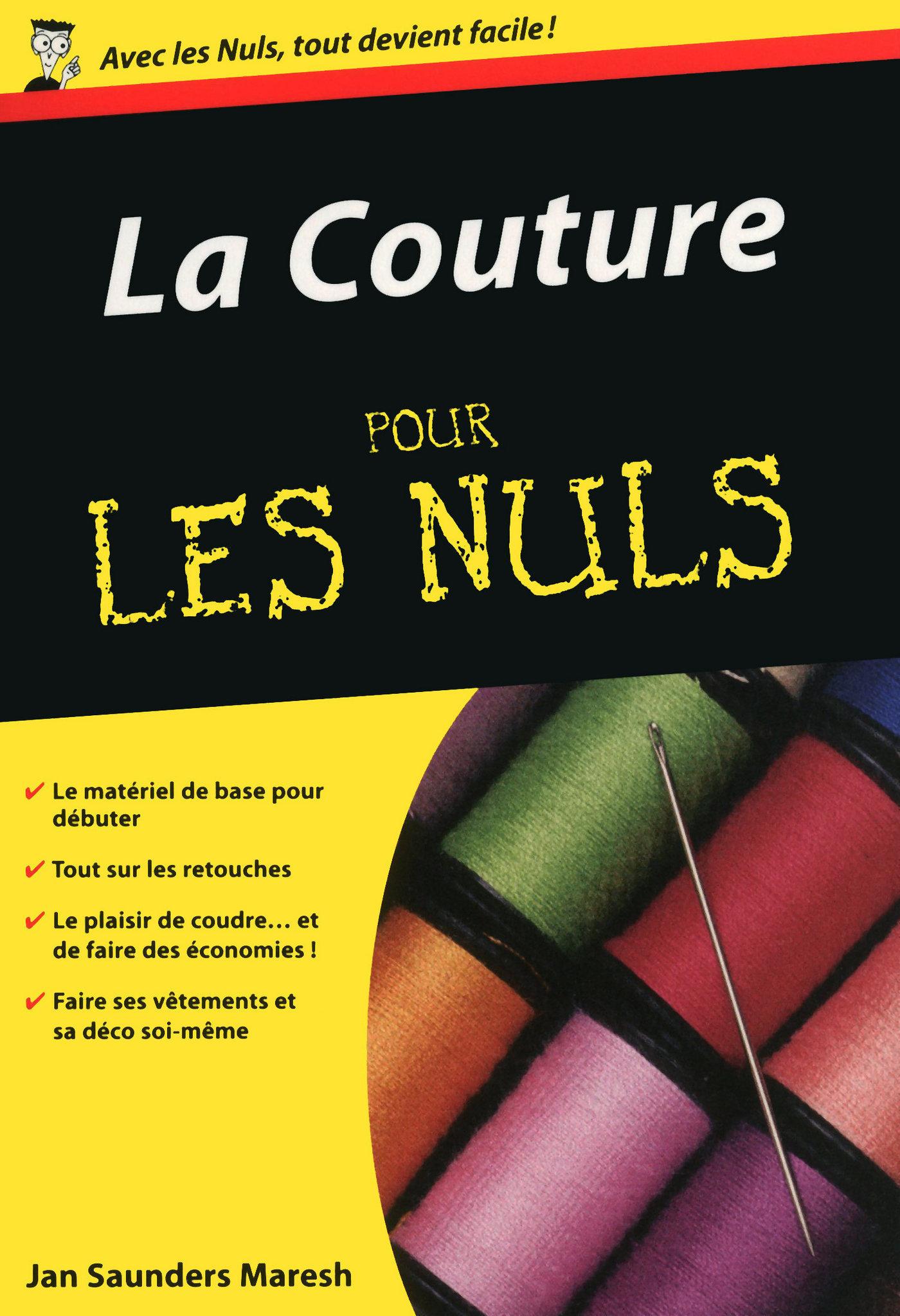 La Couture Pour les Nuls (ebook)