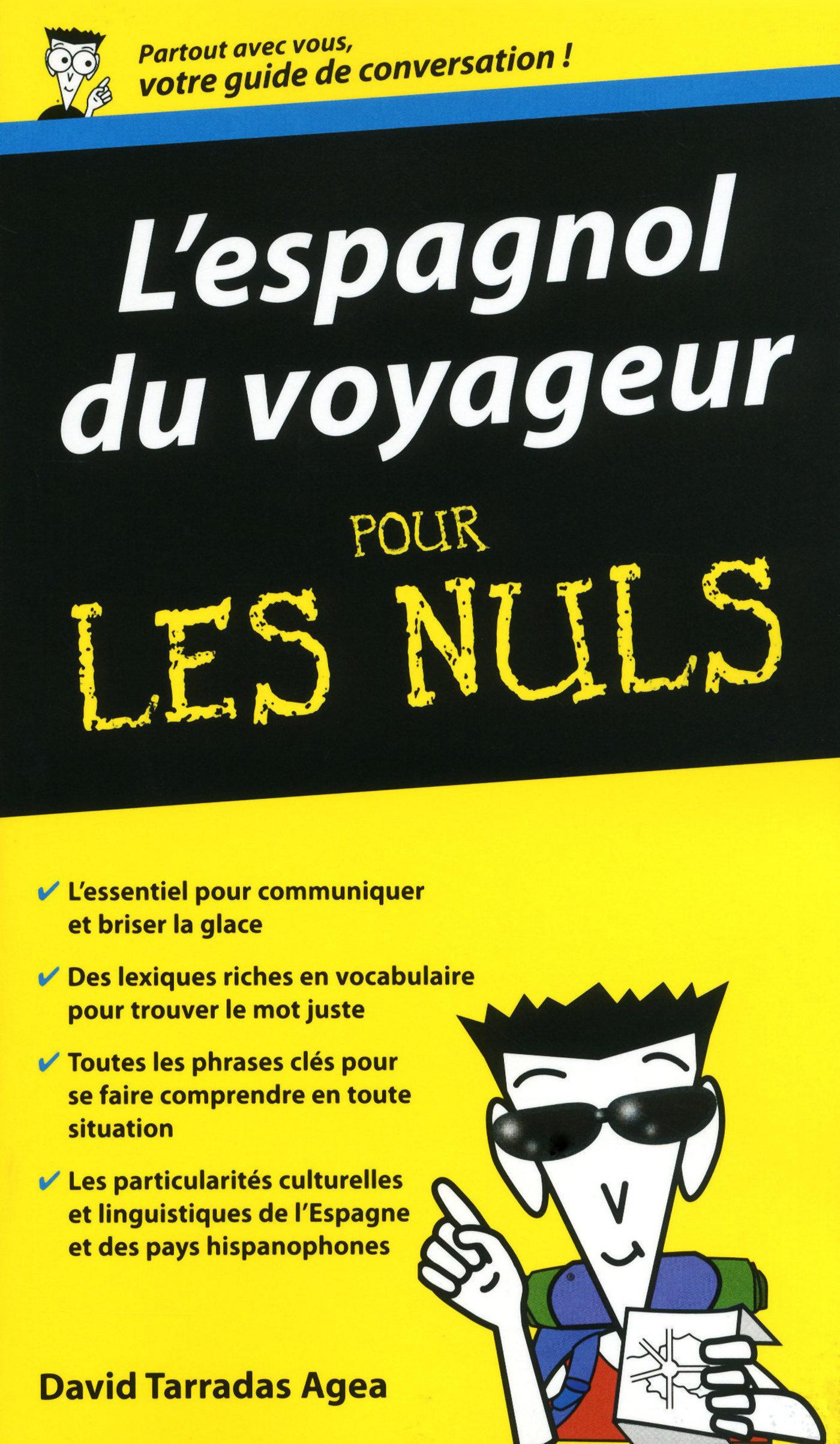 Espagnol du voyageur - Guide de conversation Pour les Nuls (ebook)