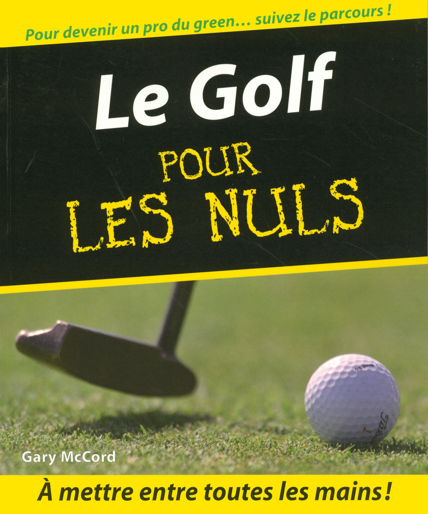 Le Golf Pour les Nuls (ebook)