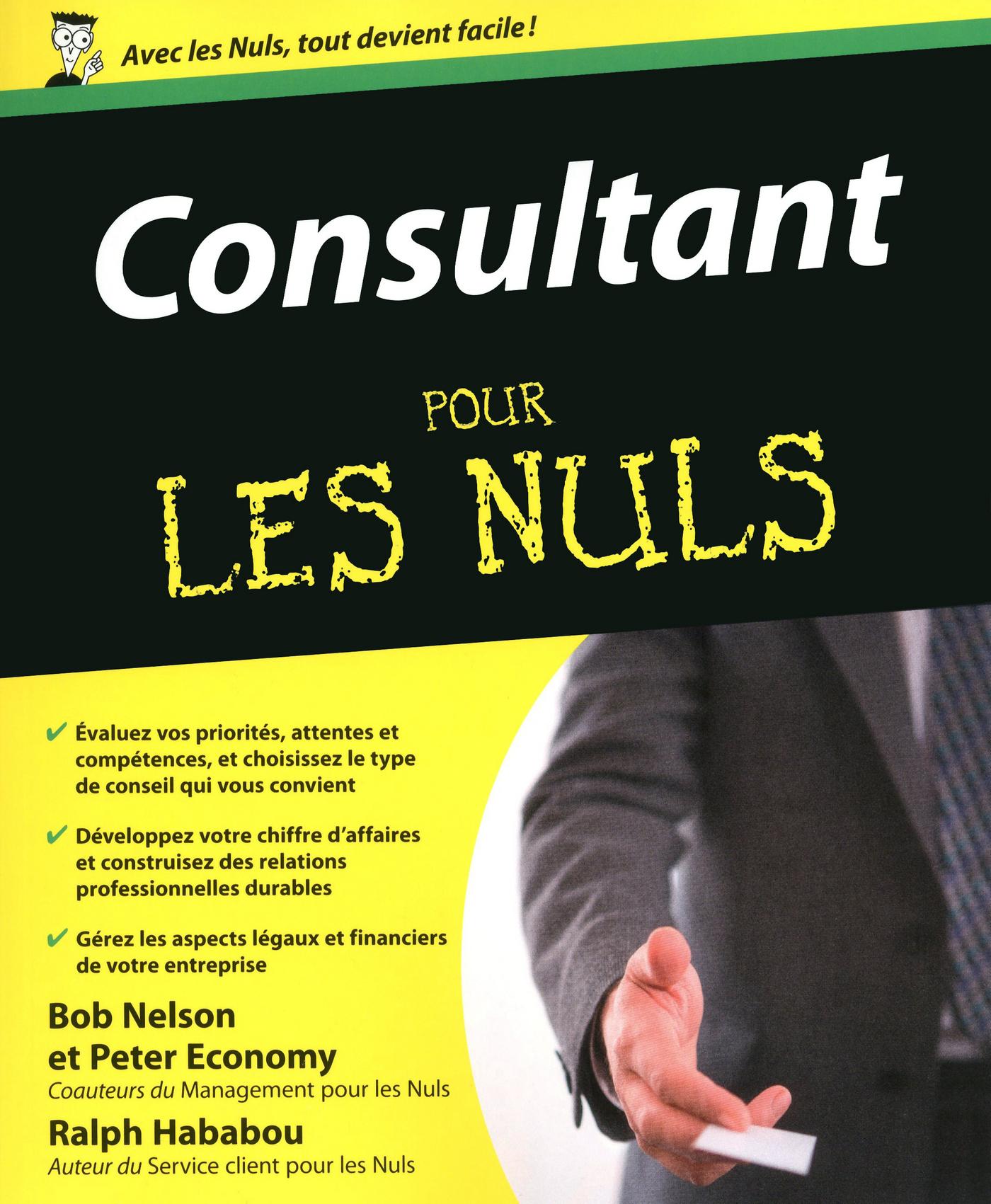 Consultant Pour les Nuls (ebook)