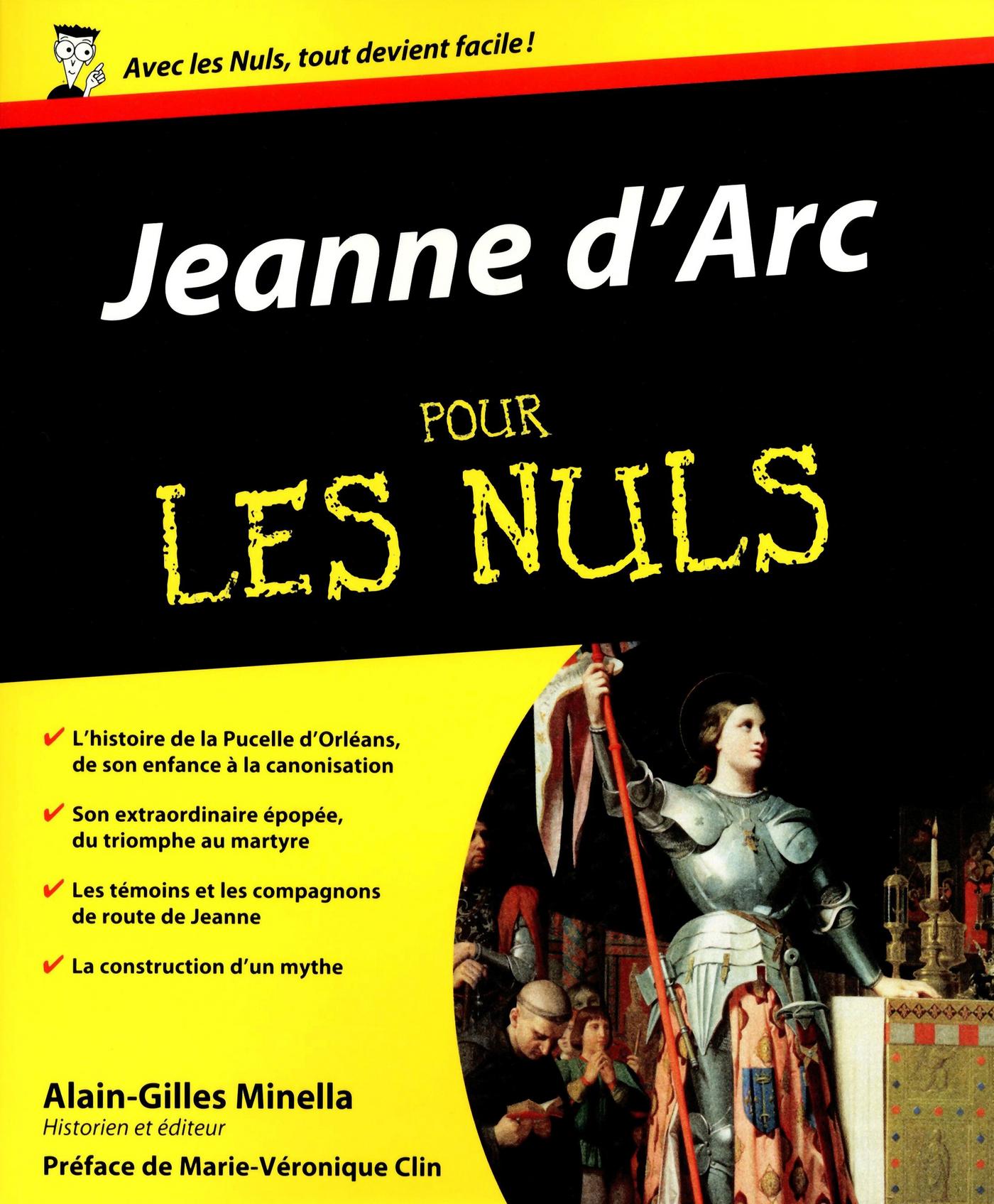Jeanne d'Arc Pour les Nuls (ebook)