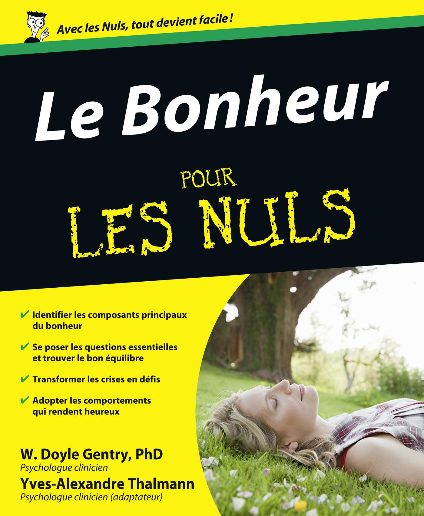 Le Bonheur Pour les Nuls (ebook)